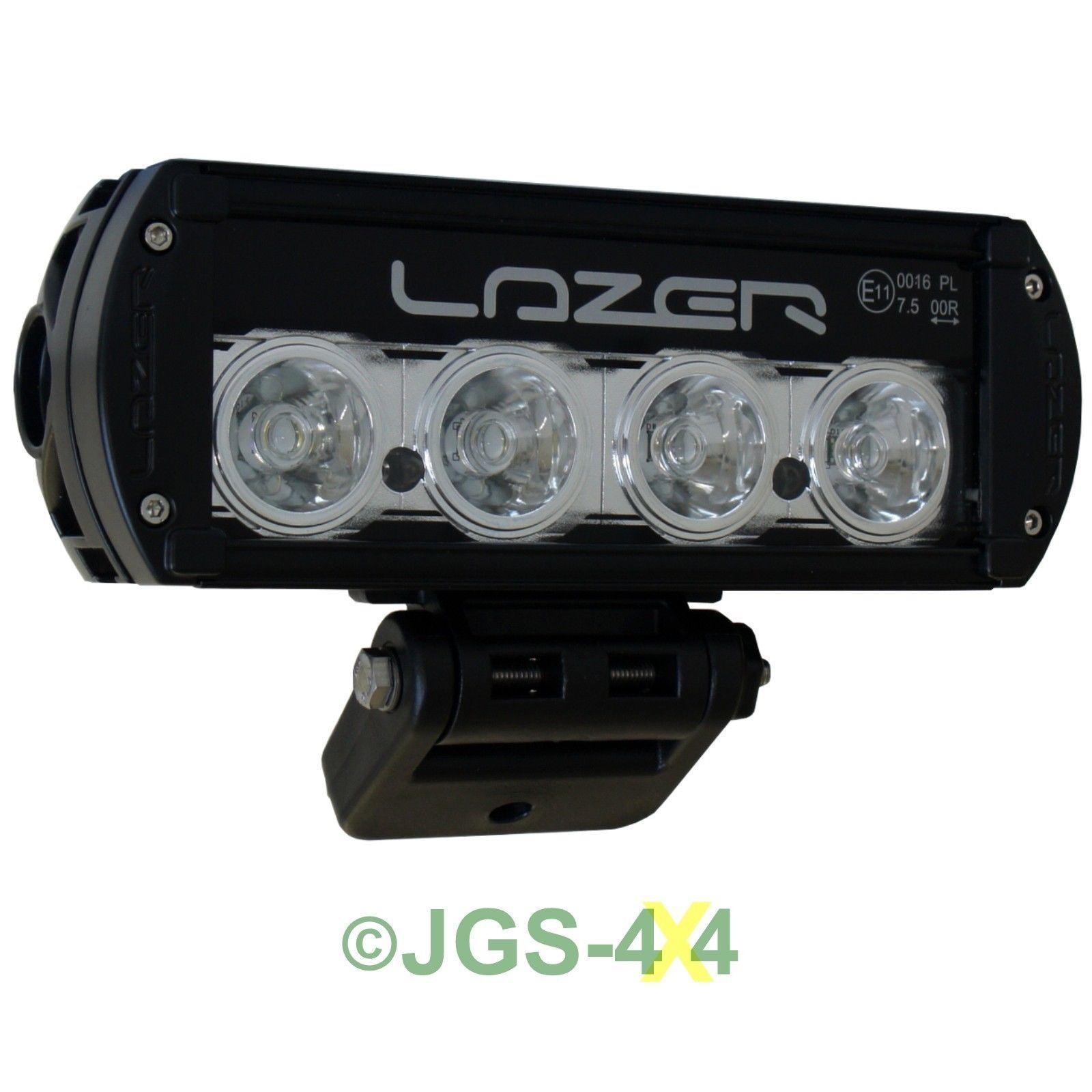 Lazer Lamps St 4 Hybrid Beam Led Driving Lamp Spotlight
