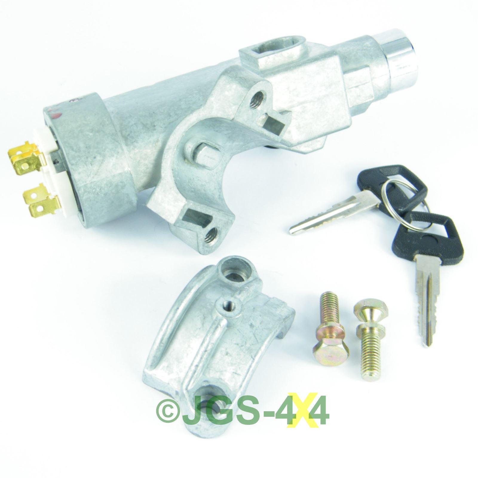 land rover defender 90 110 steering ignition switch lock. Black Bedroom Furniture Sets. Home Design Ideas