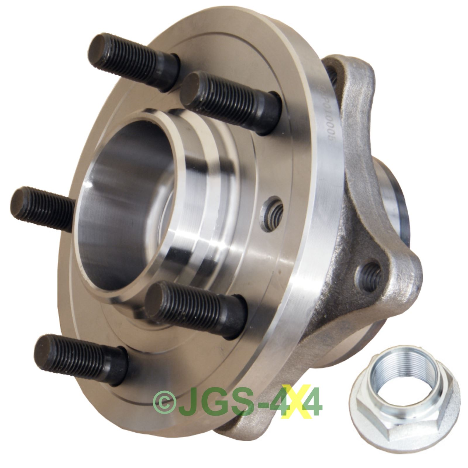 Land Rover Discovery 2 Range Rover P38 Rear Lhs N S: Land Rover Discovery 3 & 4 Front Wheel Bearing Hub