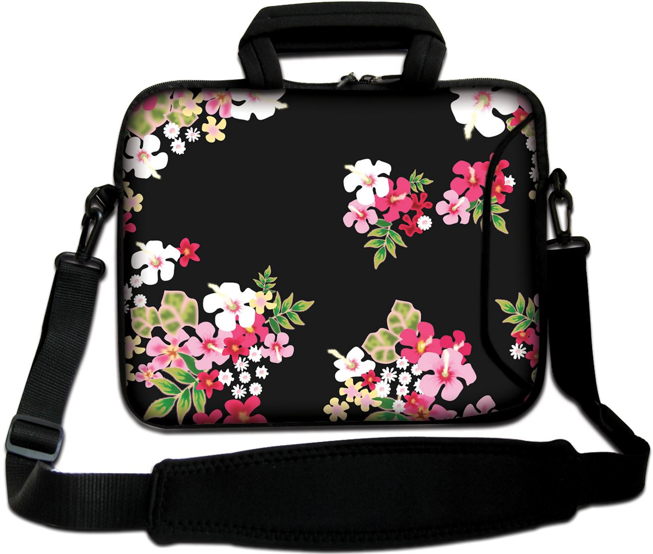 10 17 inches design laptop notebook soft case bag with