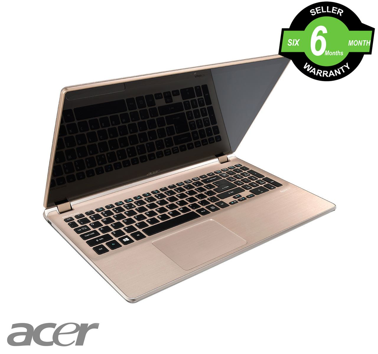 acer aspire v5 573pg laptop core i7 12gb ram 500gb hdd win 10 touch screen 15 6 ebay. Black Bedroom Furniture Sets. Home Design Ideas