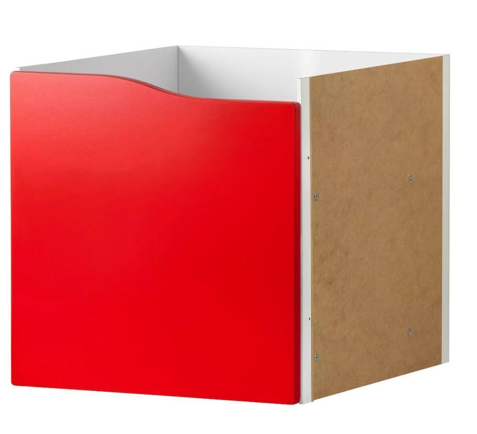 Ikea kallax insert for storage system with door ebay for Ikea kallas