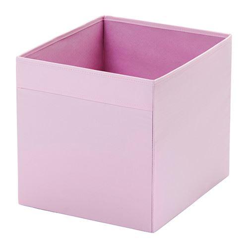 ikea drona box fabric storage expedite kallax shelving boxes magazine toys books ebay. Black Bedroom Furniture Sets. Home Design Ideas