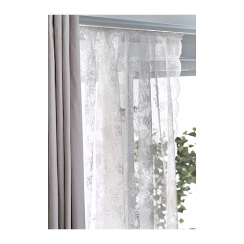 White Curtains black and white curtains ikea : IKEA Curtains | eBay