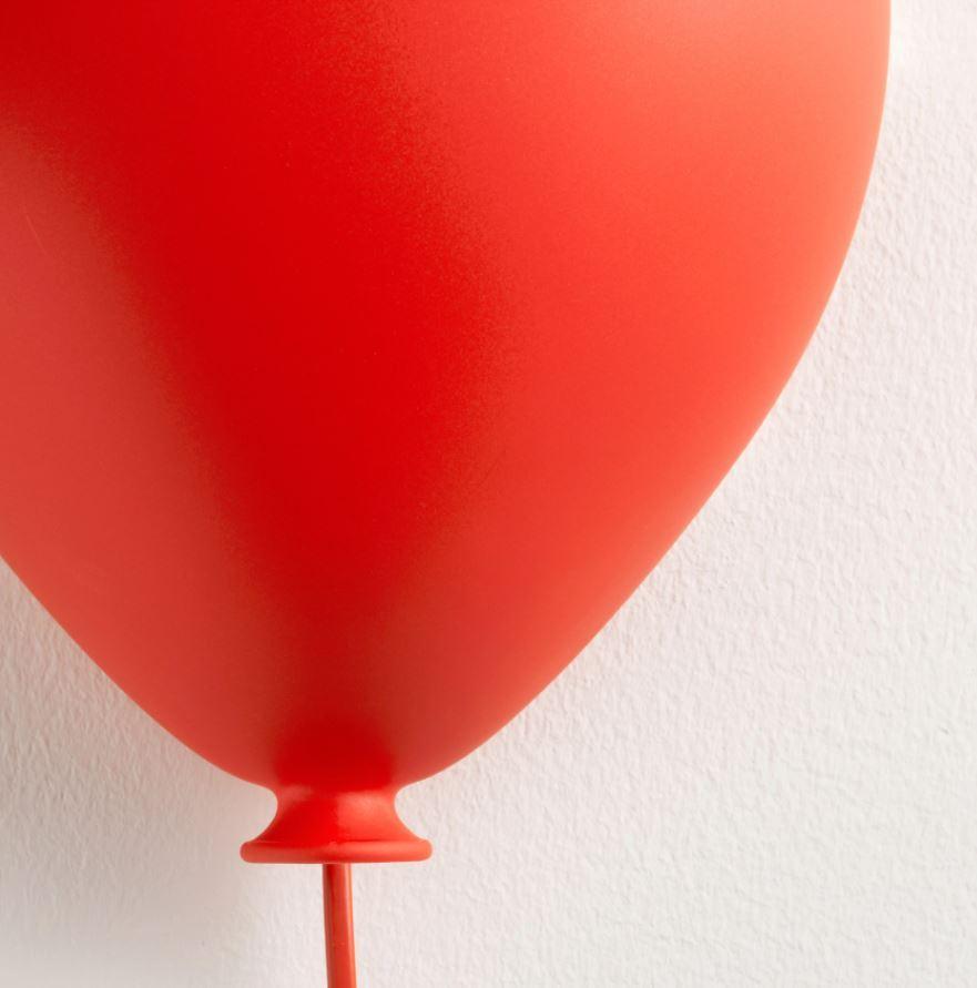 IKEA DROMMINGE Wall light balloon shaped children's wall ...