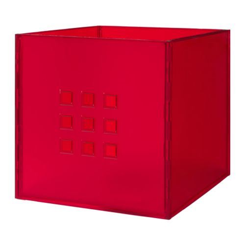 Genius Idea Ikea Expedit Shelves With Baskets For Storage: Ikea Lekman Storage BOX Basket FOR Toys Magazines Clothes