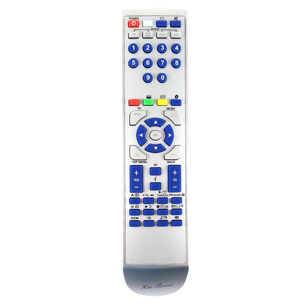 RC: RM Series Remote Controls - Remote Central