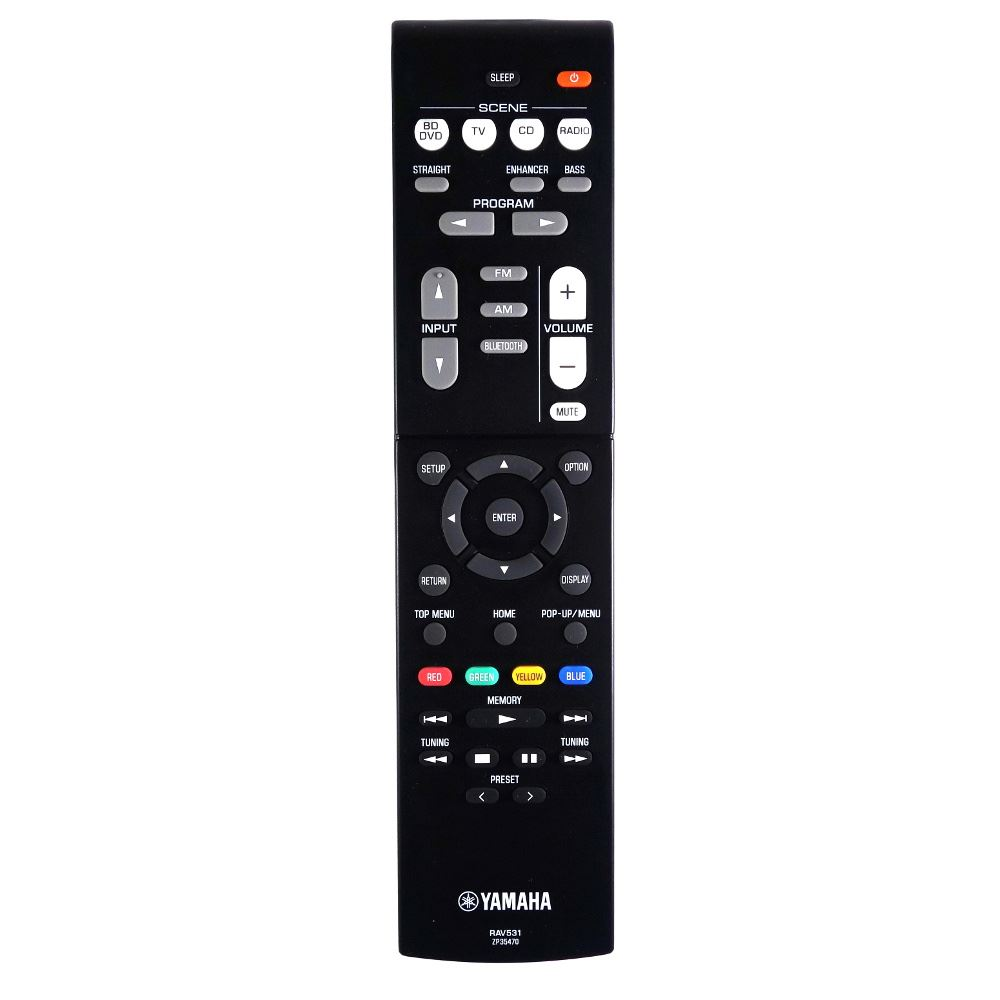 Yamaha Av Receiver Remote