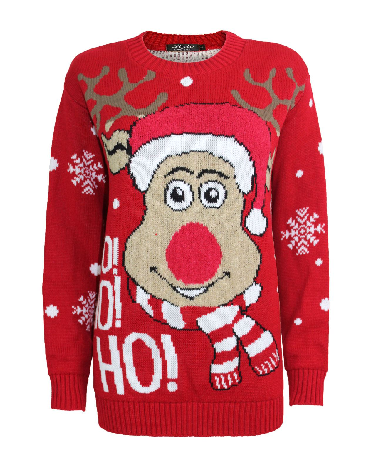 Free Christmas jumper pattern from Merry Christmas Sweaters to Knit! Save the Children and Search Press have an early Christmas present for you: this cute Snowman sweater pattern from the exciting new Merry Christmas Sweaters to Knit book from Sue Stratford.