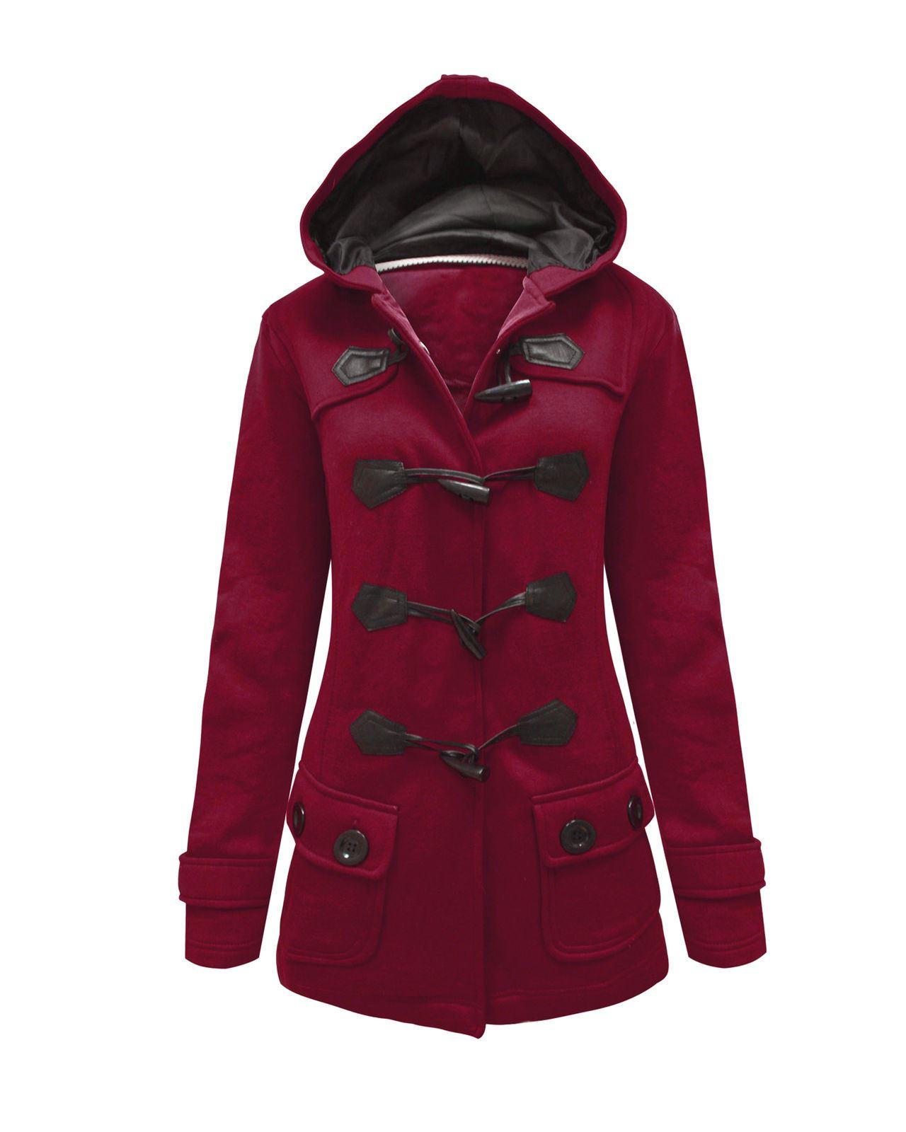 Flannel jackets for women