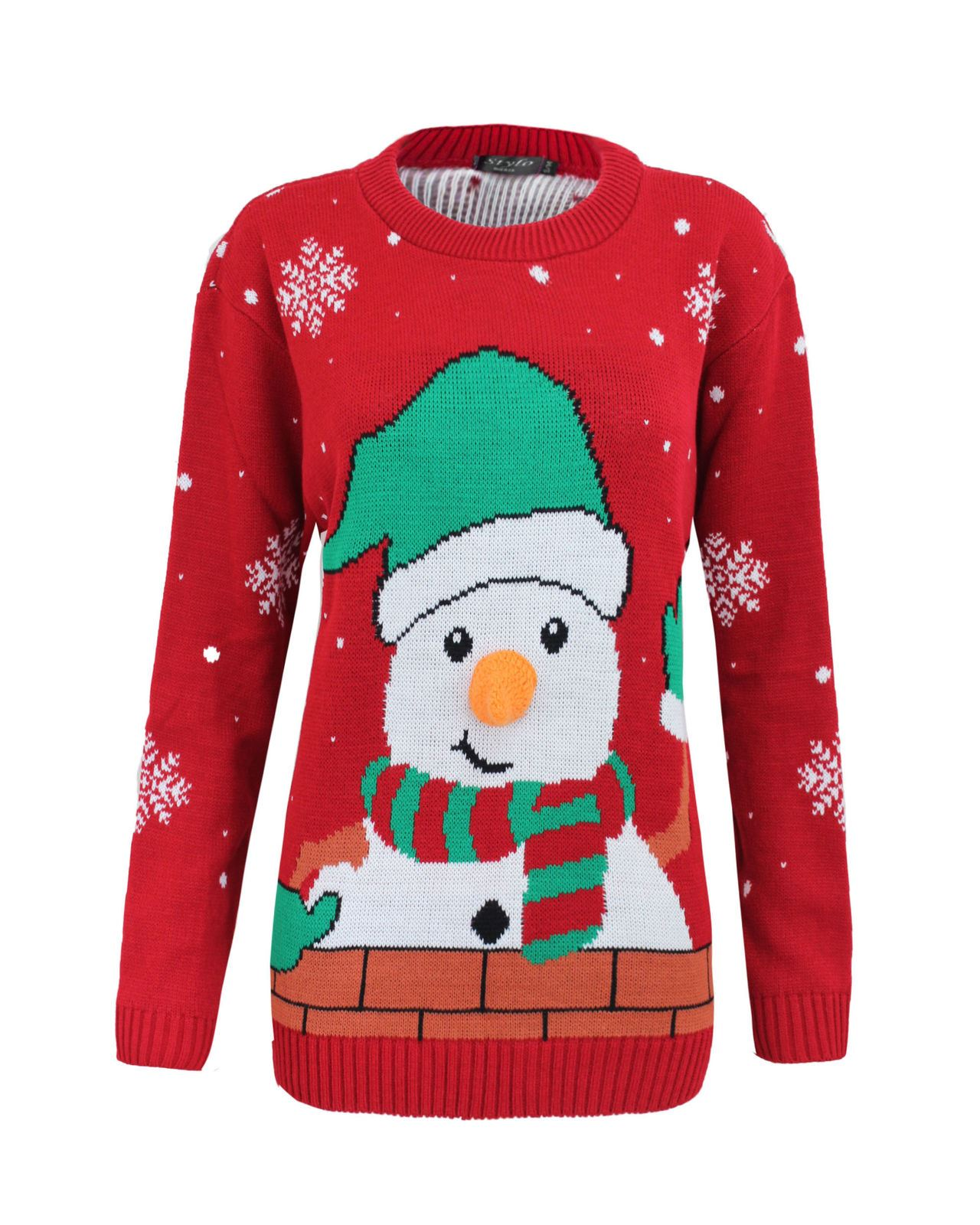 3d christmas sweater