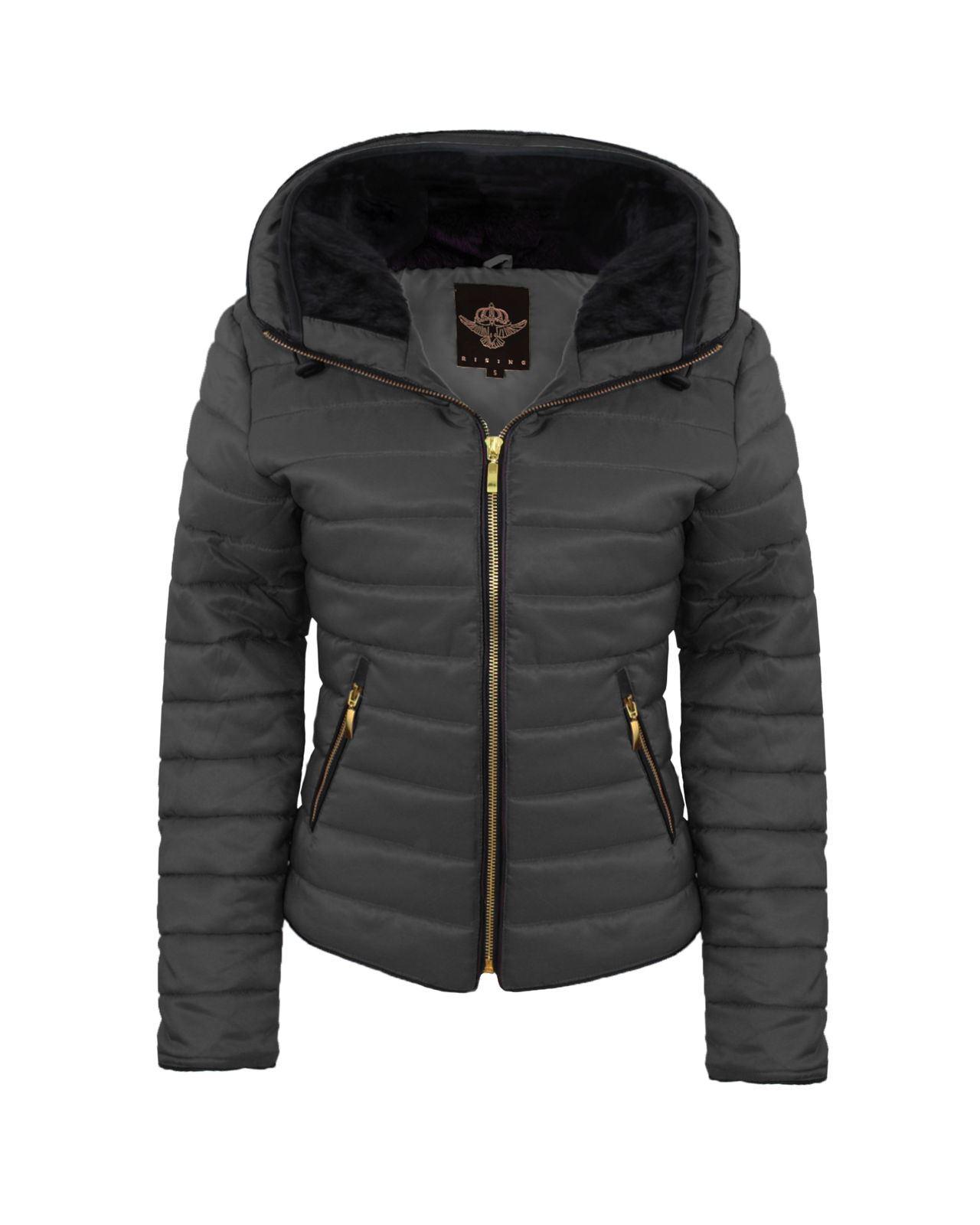 Bubble jacket for women