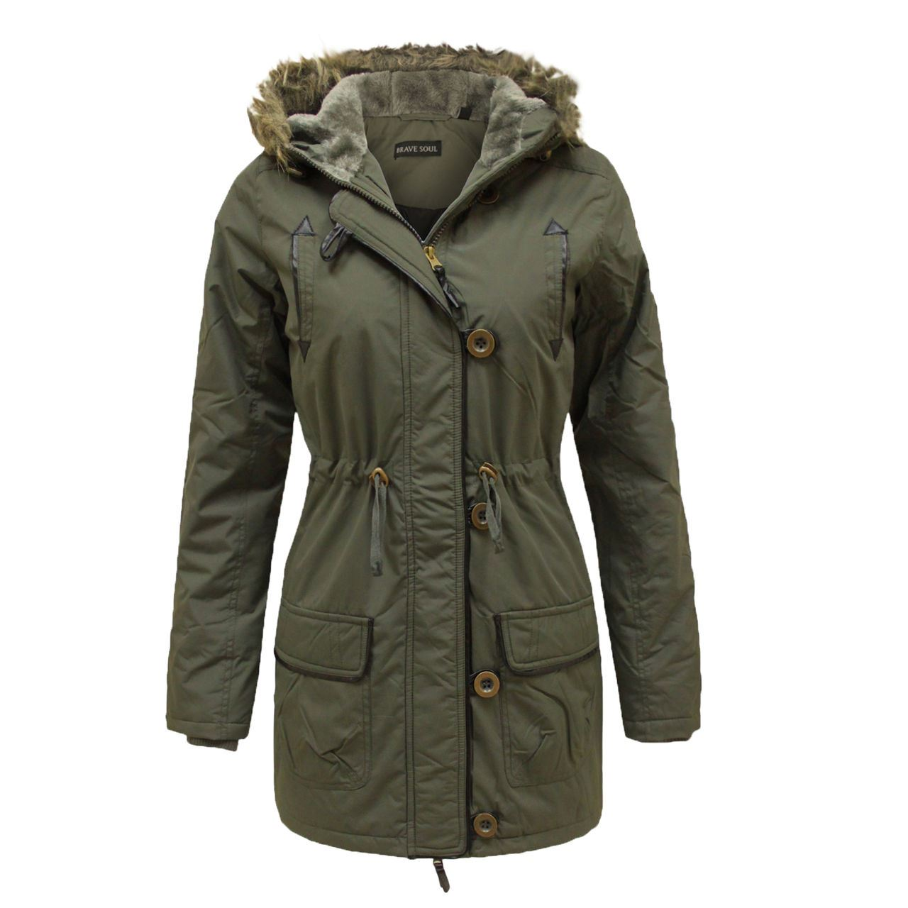 Free shipping BOTH ways on womens military jackets, from our vast selection of styles. Fast delivery, and 24/7/ real-person service with a smile. Click or call