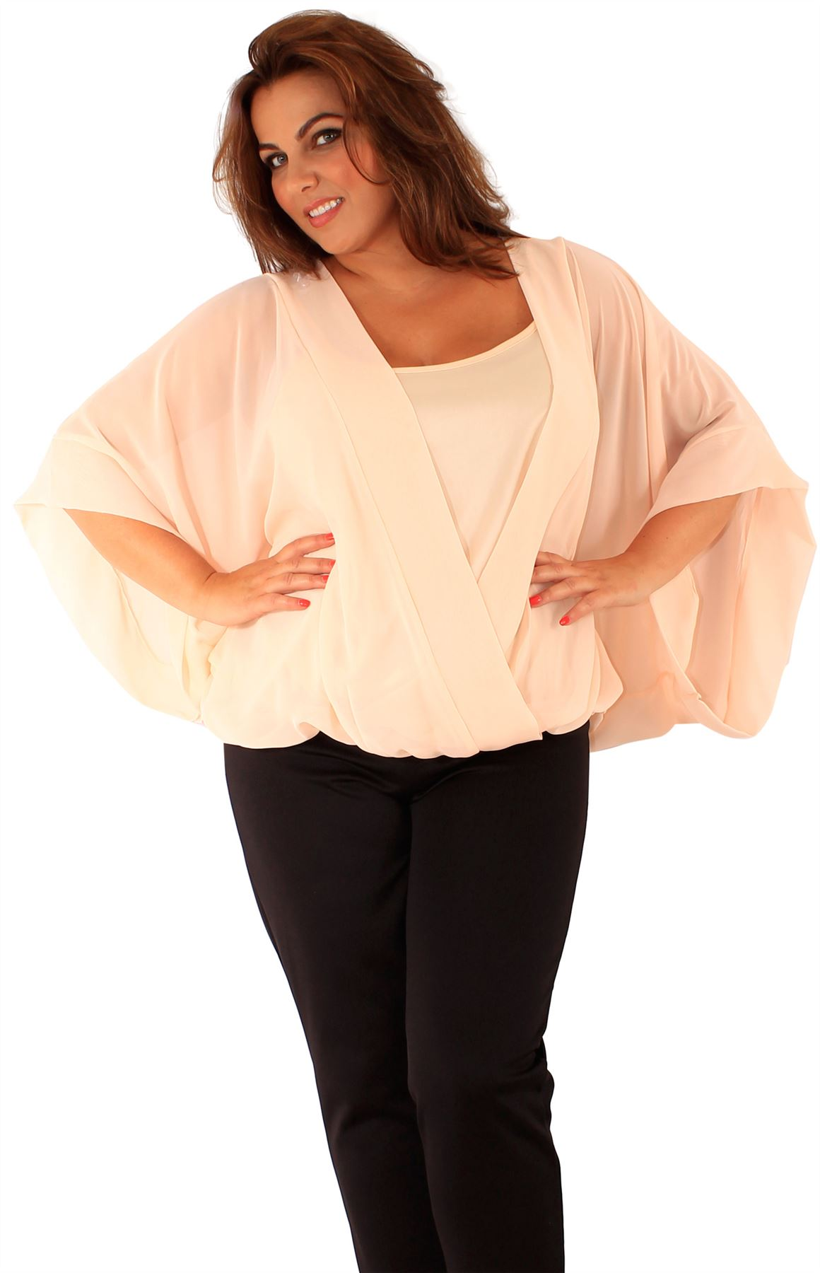 Plus Size Tops Shop Curvissa's fabulous range of plus size tops to find the perfect style for every outfit. From camis to tunics, we've got every style covered.