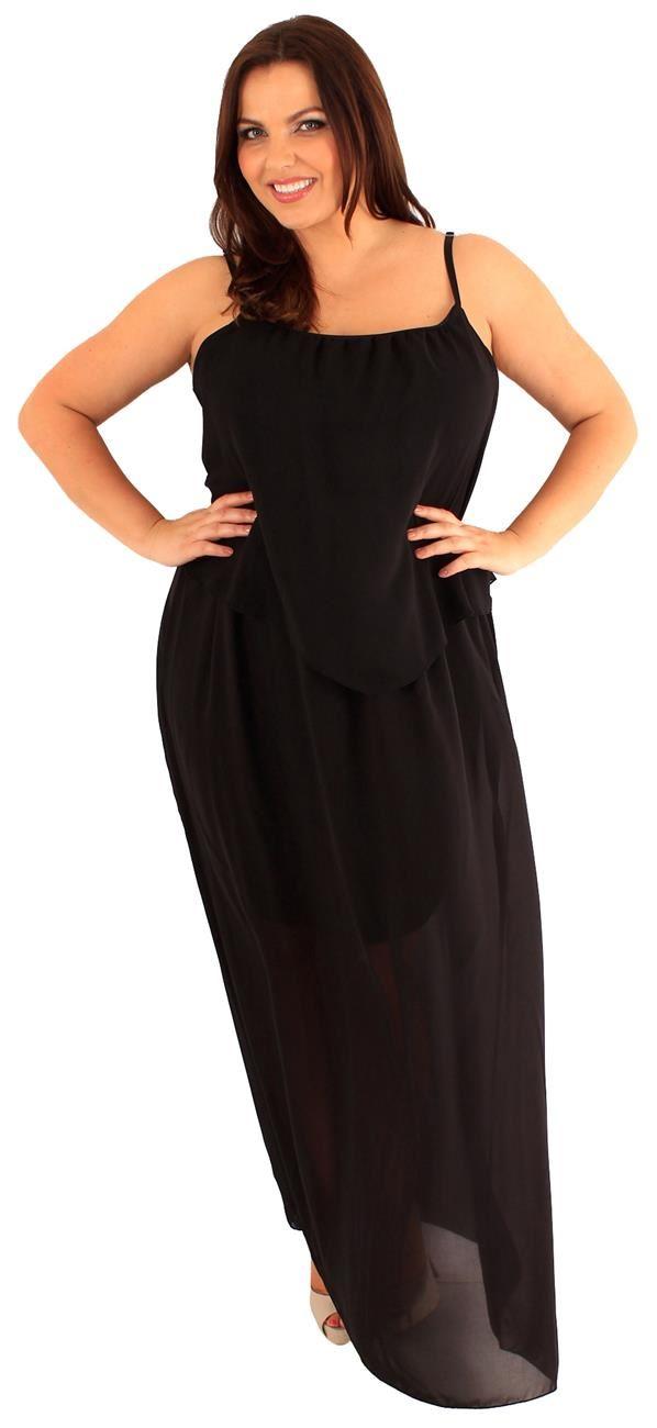 maxi size s Women dresses plus