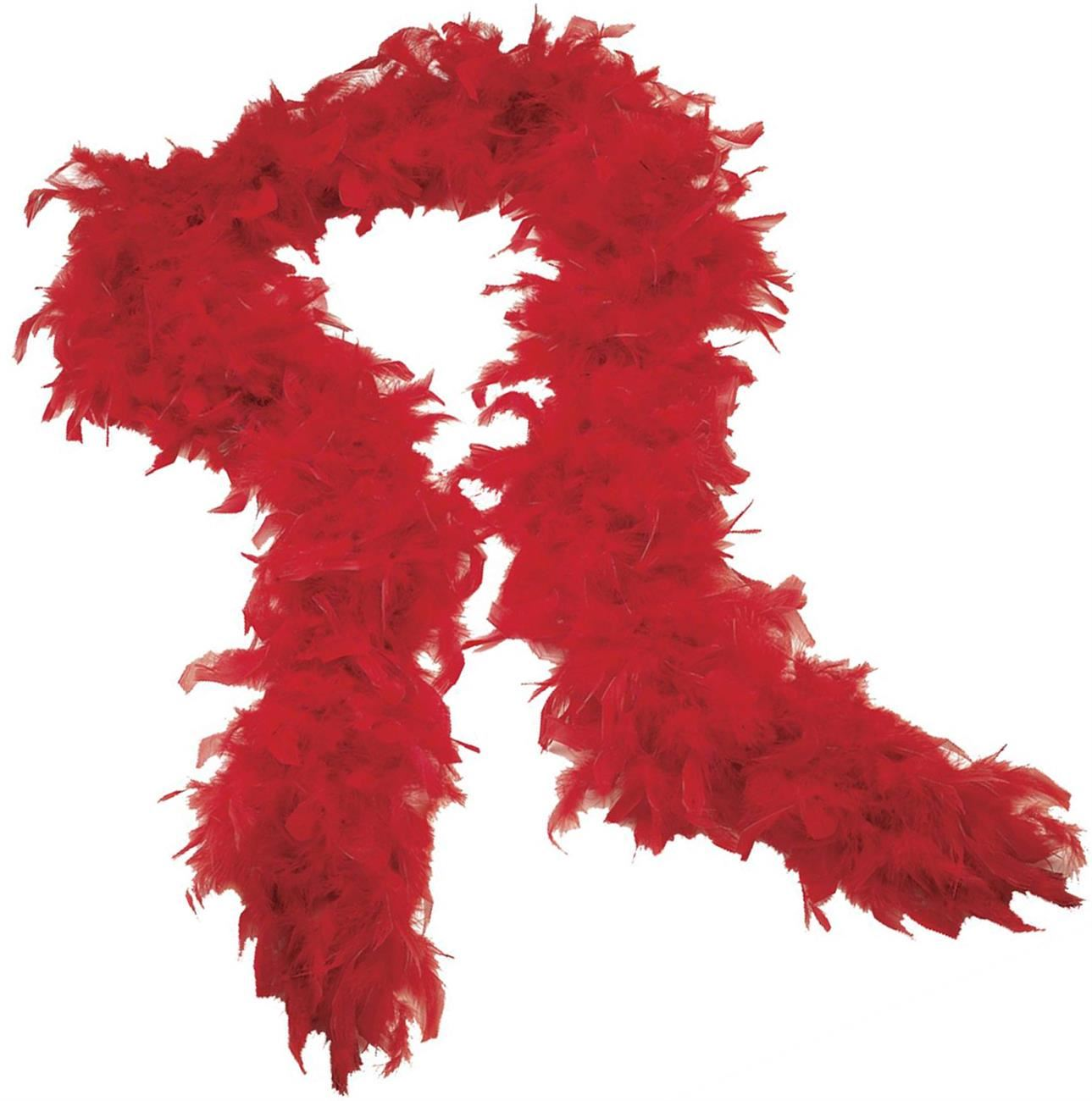 New Womens Feather Boa Fluffy Scarfs Fancy Dress Party
