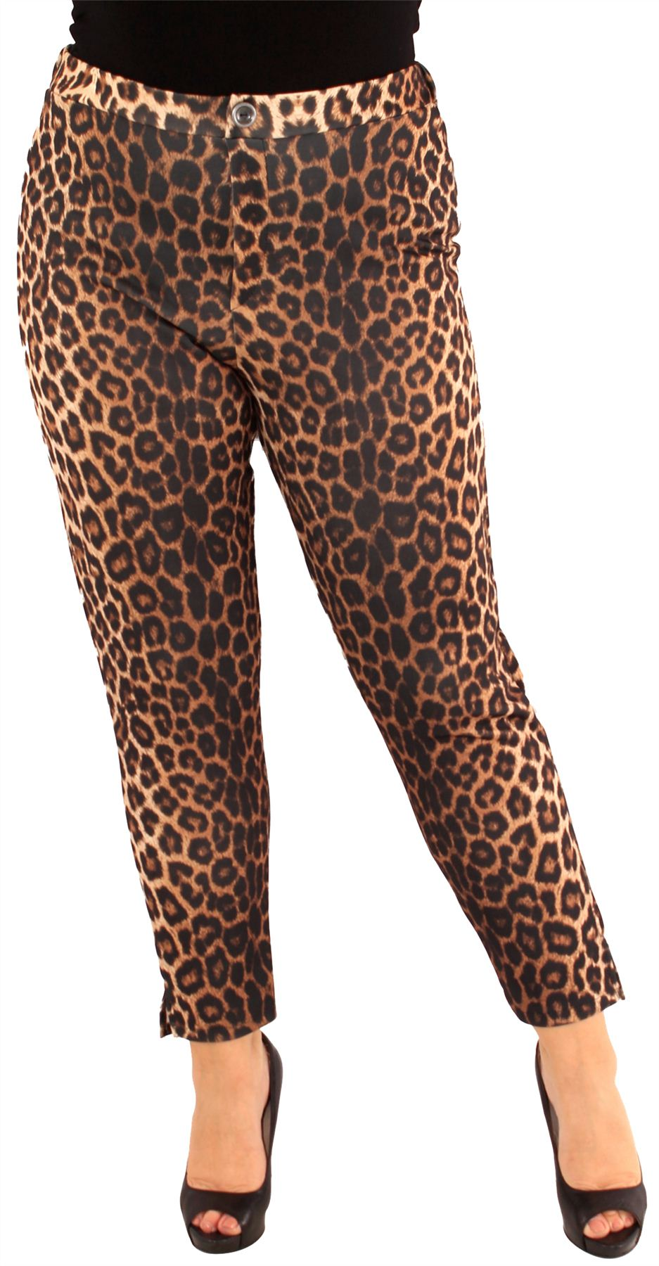 Find leopard print pants from a vast selection of Diverse Women's Clothing. Get great deals on eBay!