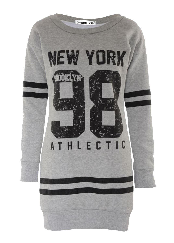 damen bergr e brooklyn 98 athlectic sport sweatshirt pullover oberteile 8 22 ebay. Black Bedroom Furniture Sets. Home Design Ideas