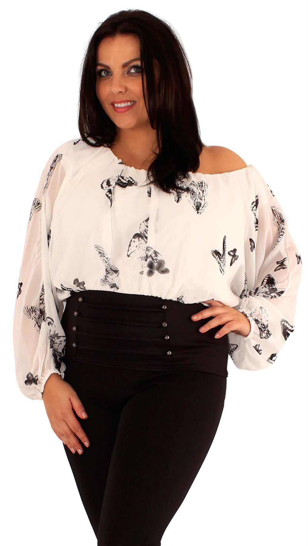 Browse our huge collection of cute tops and trendy shirts! We feature all the latest trends, from sexy clubbing tops to flirty ruffled blouses. So whether you are looking for the perfect fitted T-shirt, clubwear tops, or a strapless camisole, Hot Miami Styles has all the looks you want at unbeatable prices.