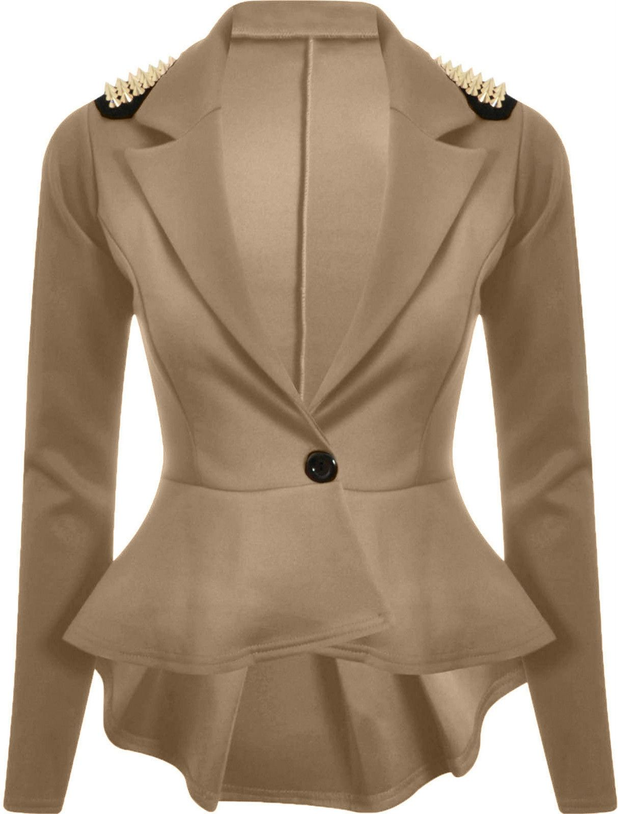 Blazer Jacket Womens