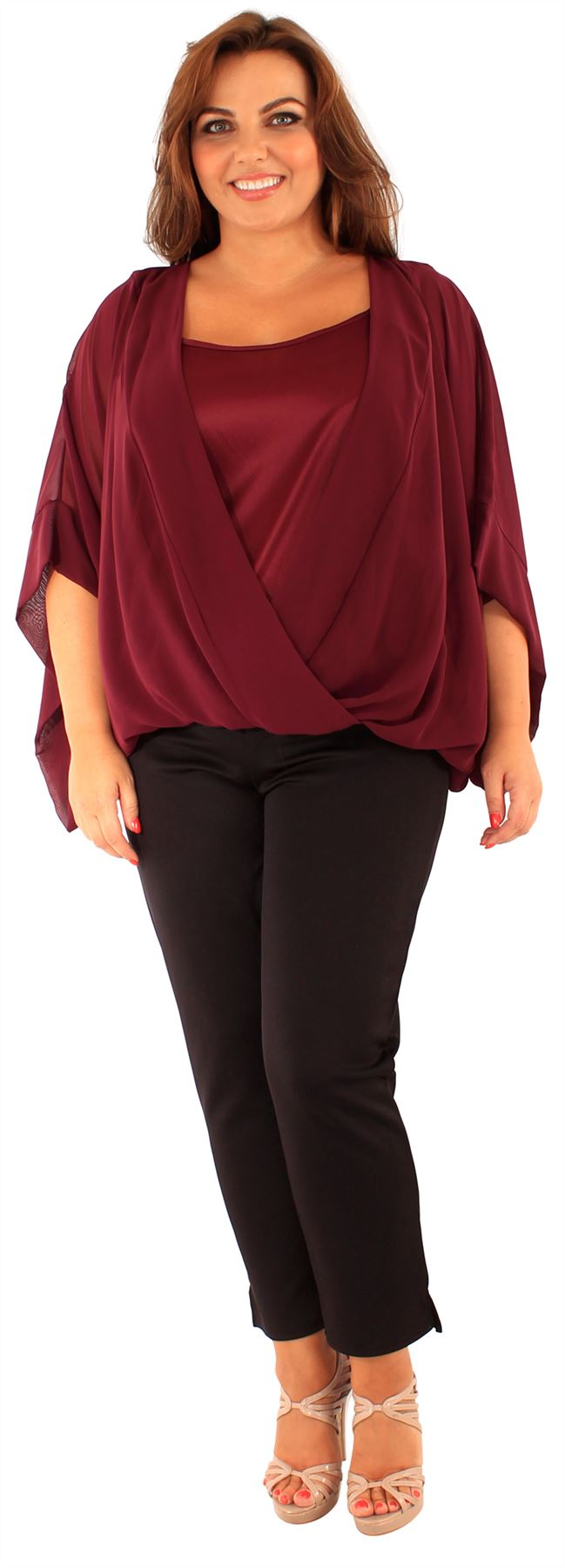 Find great deals on eBay for kimono top plus size. Shop with confidence.
