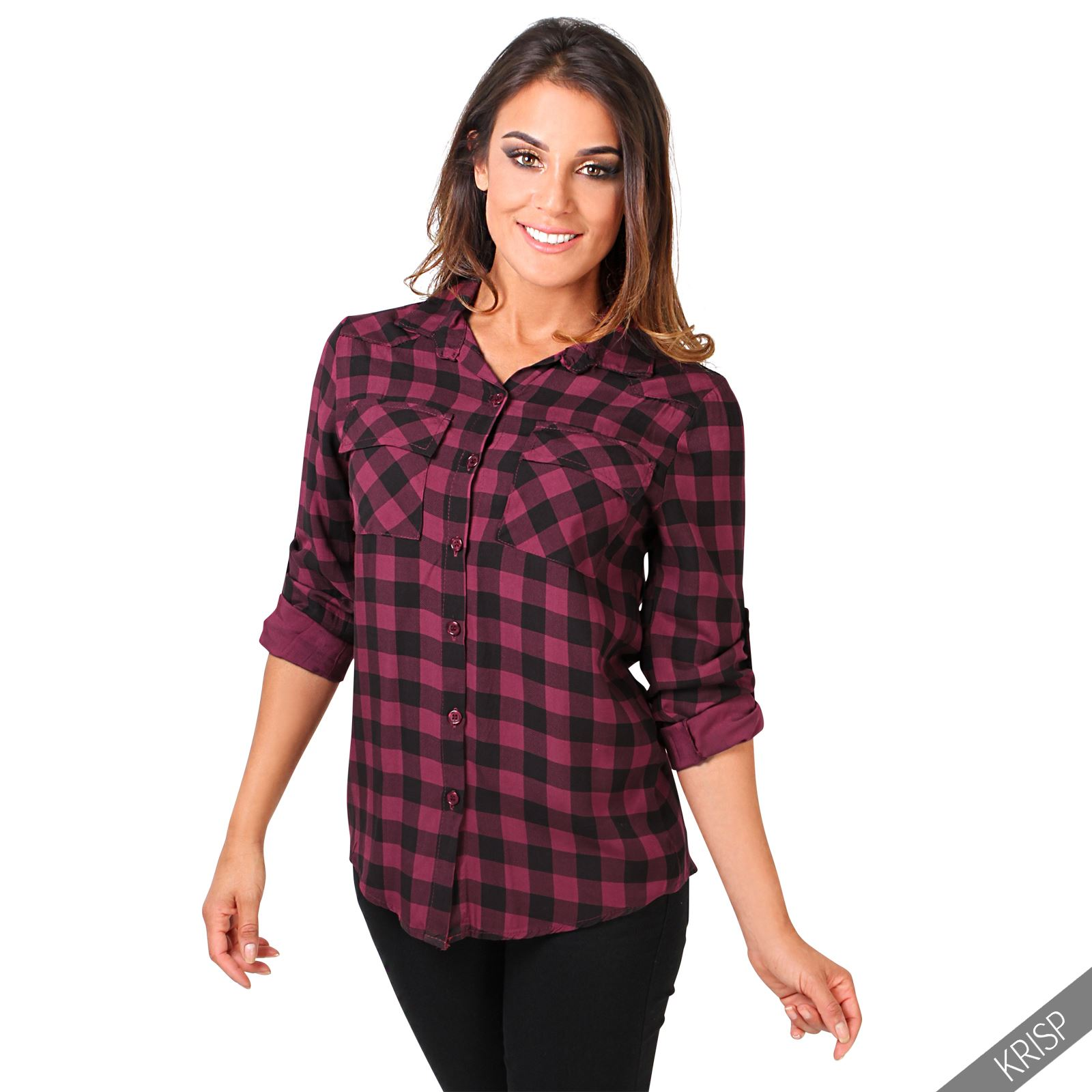 Enjoy free shipping and easy returns every day at Kohl's. Find great deals on Womens Regular Plaid Shirts & Blouses at Kohl's today!