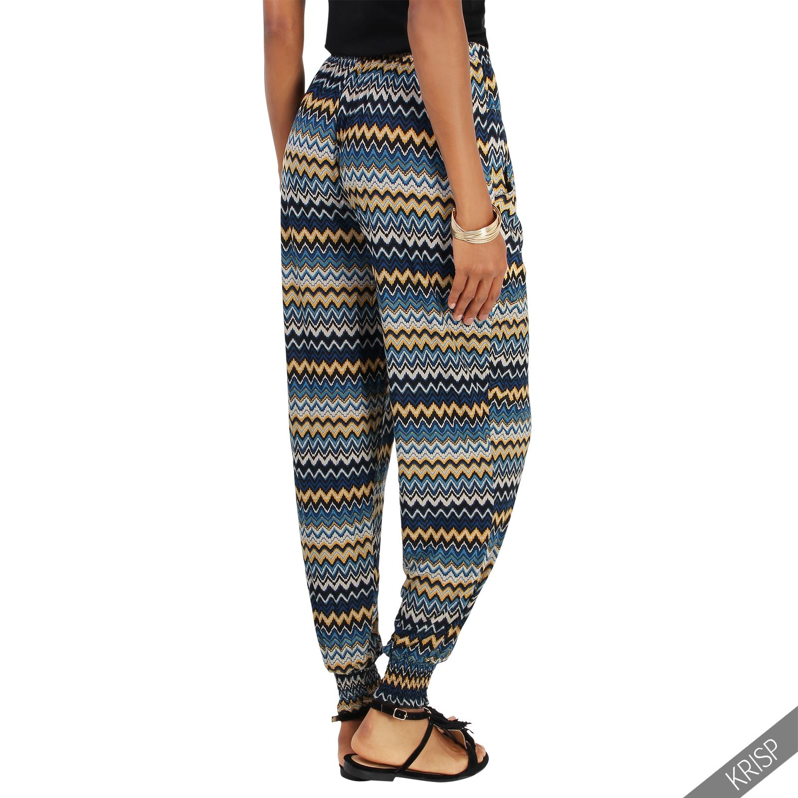Perfect Details About Womens Harem Trousers Ali Baba Long Pants Baggy Hareem