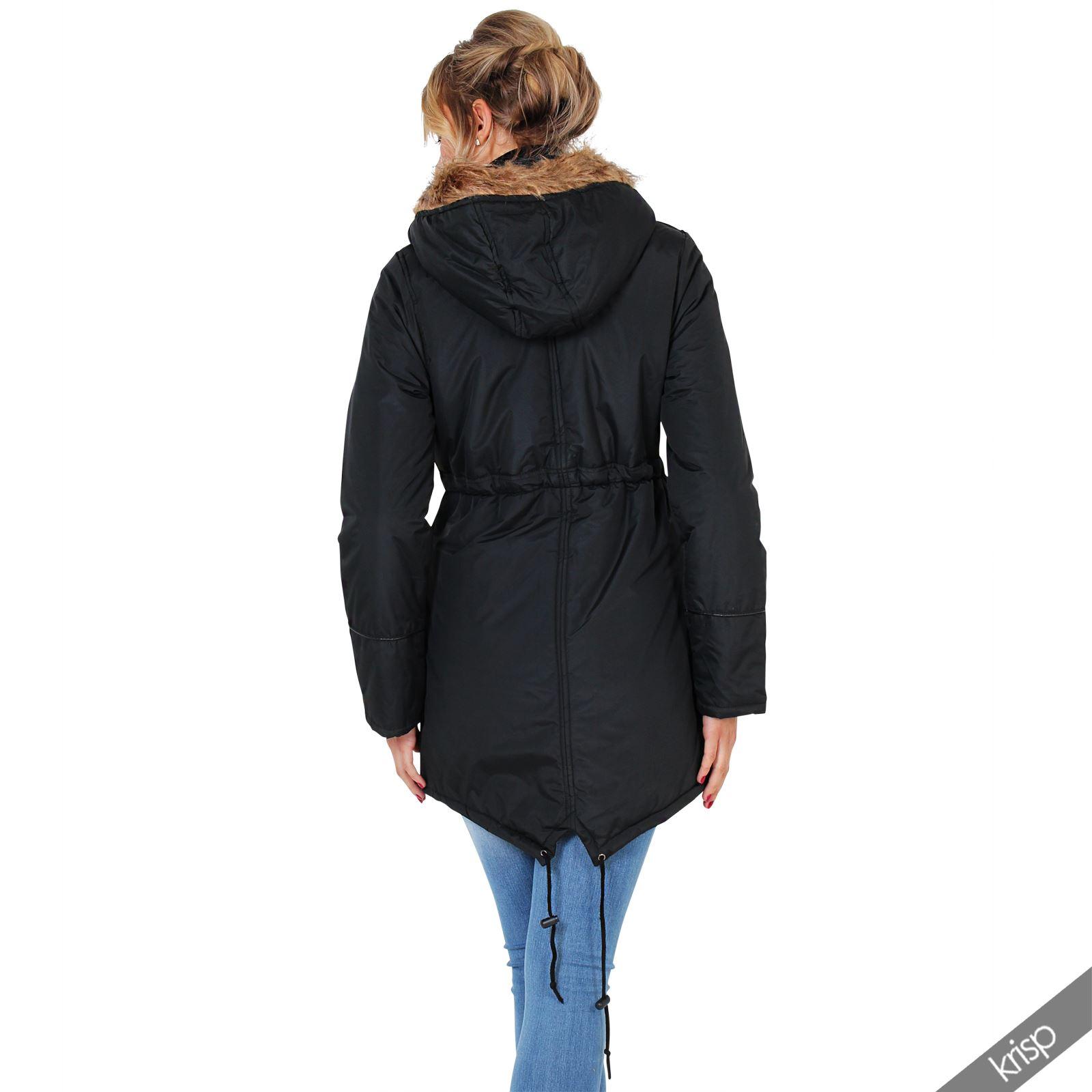 Women anorak jacket