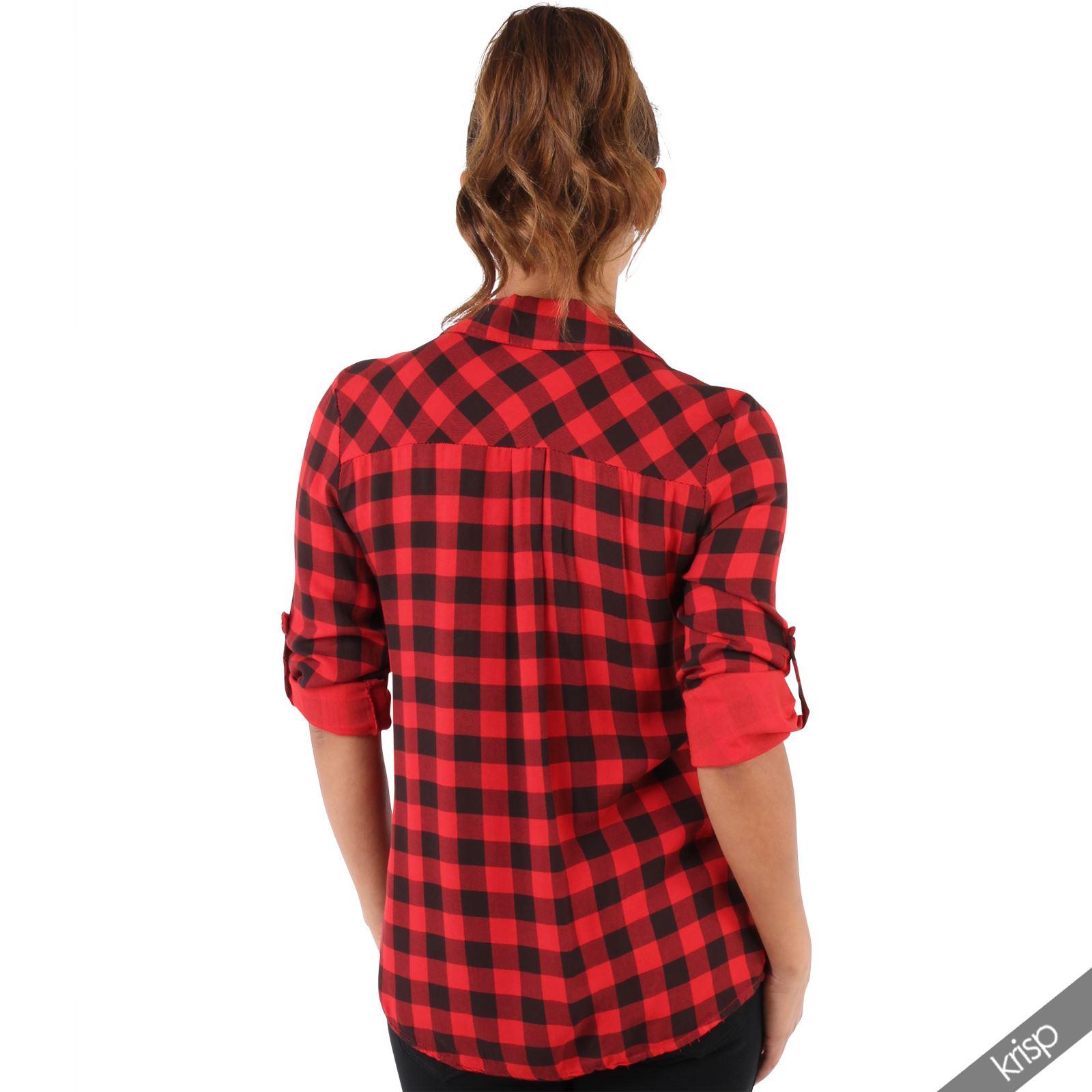 Womens lumberjack jacket