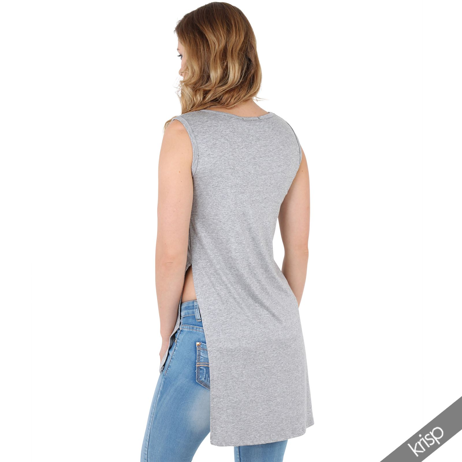 tee shirt femme ouvert sur les cote 079fbae7fcd6