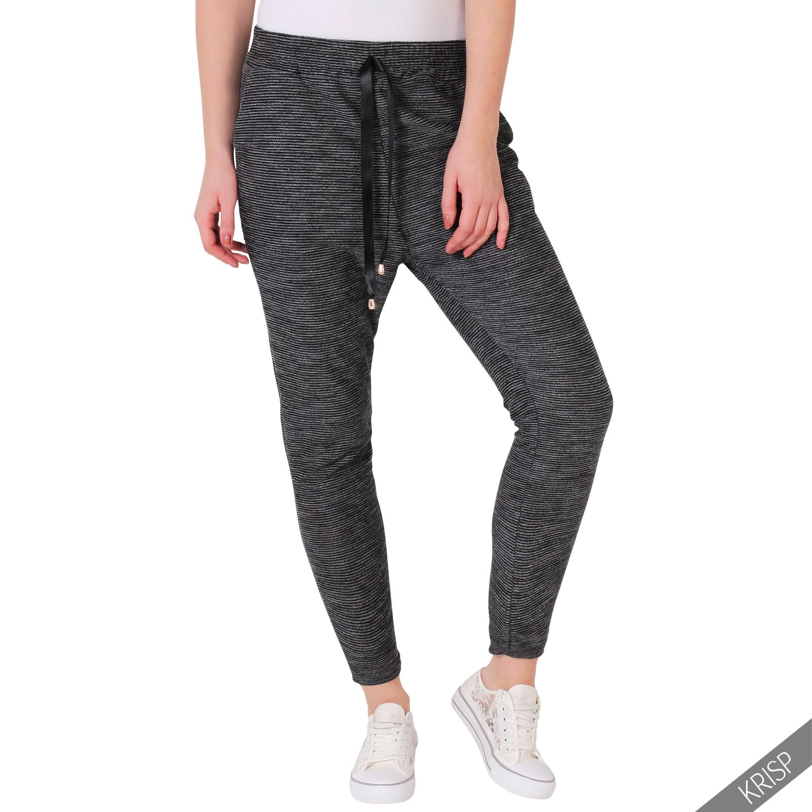 Cool  ACKERMANN WOMENS COTTON JERSEY JOGGING PANTS  Clothing Style