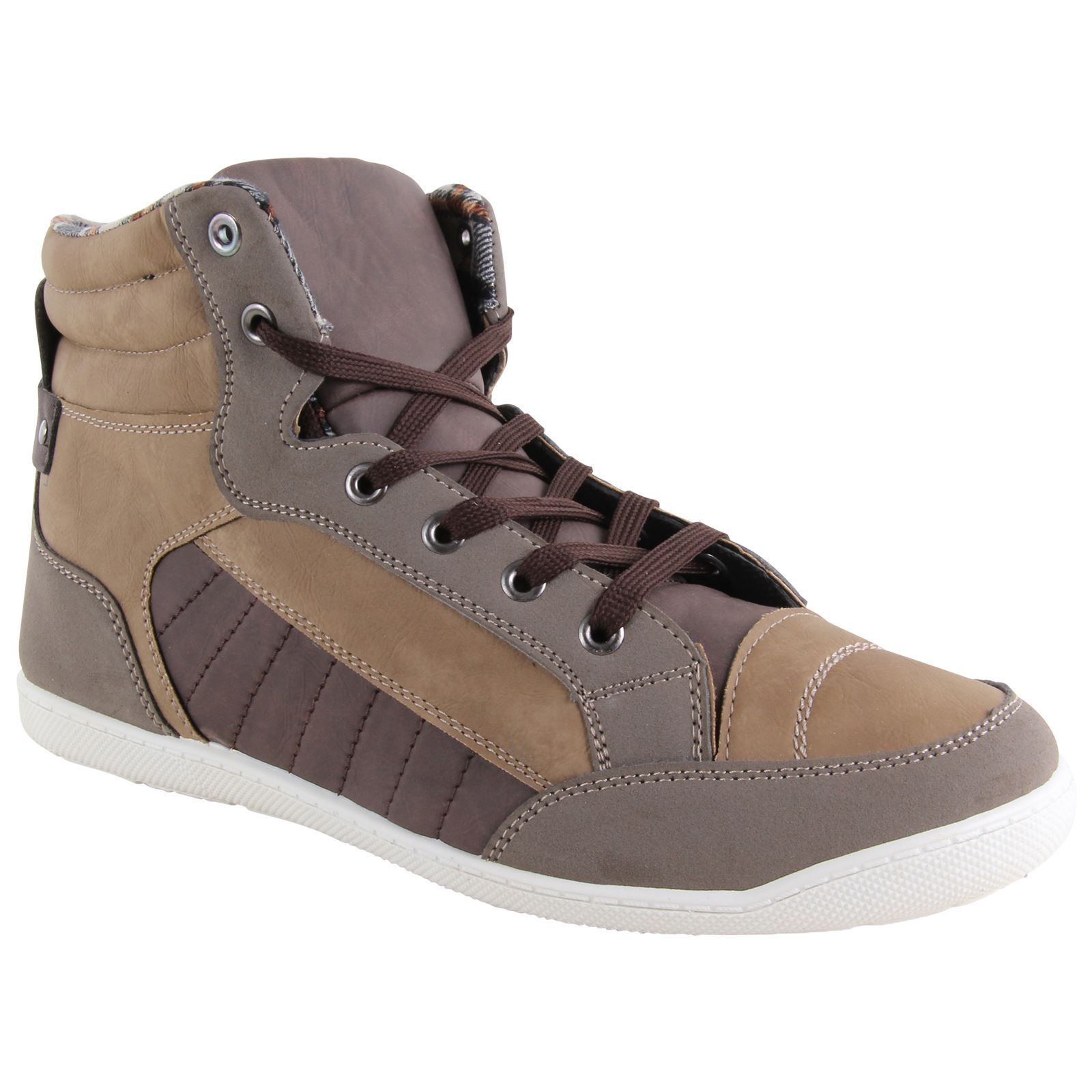 Mens high top sneakers fashion 27