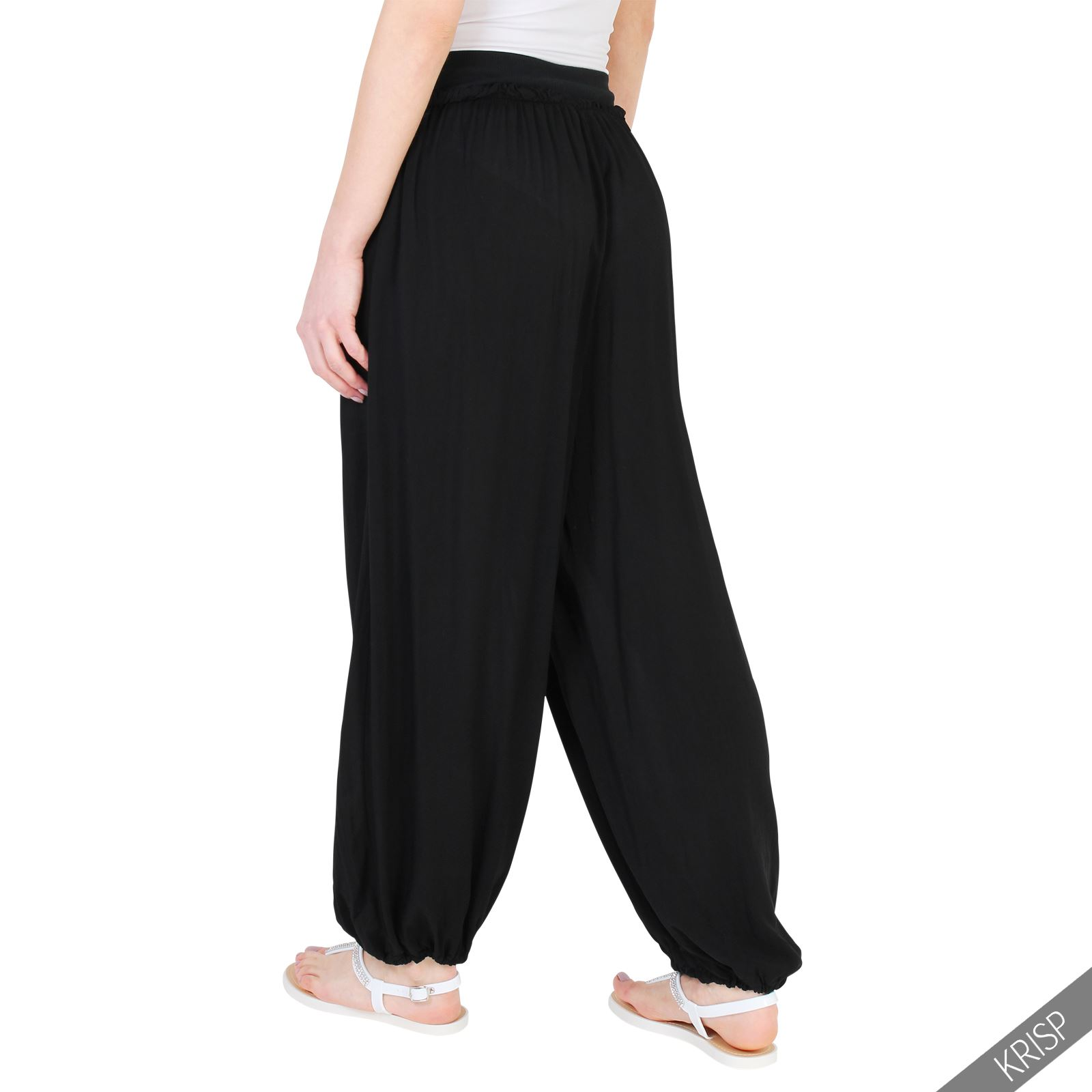 Creative Gypsy Hippie Aladdin Hmong Genie Hammer Baggy Men Women Harem Pants Trousers   EBay