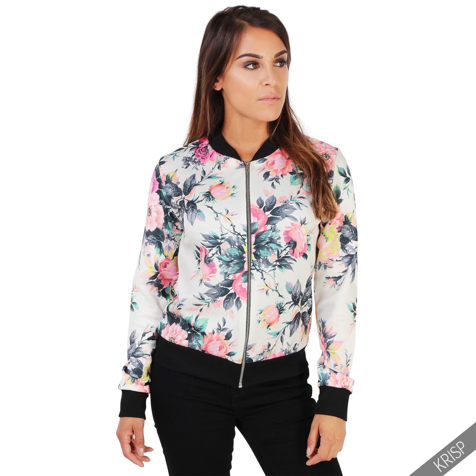 Find floral jacket at ShopStyle. Shop the latest collection of floral jacket from the most popular stores - all in one place.