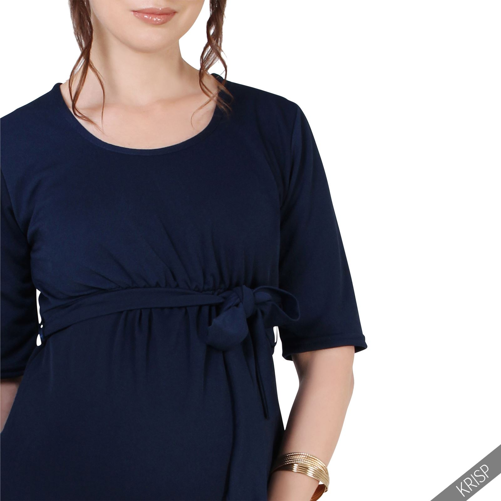 maternity clothing pregnancy party dress short sleeve top