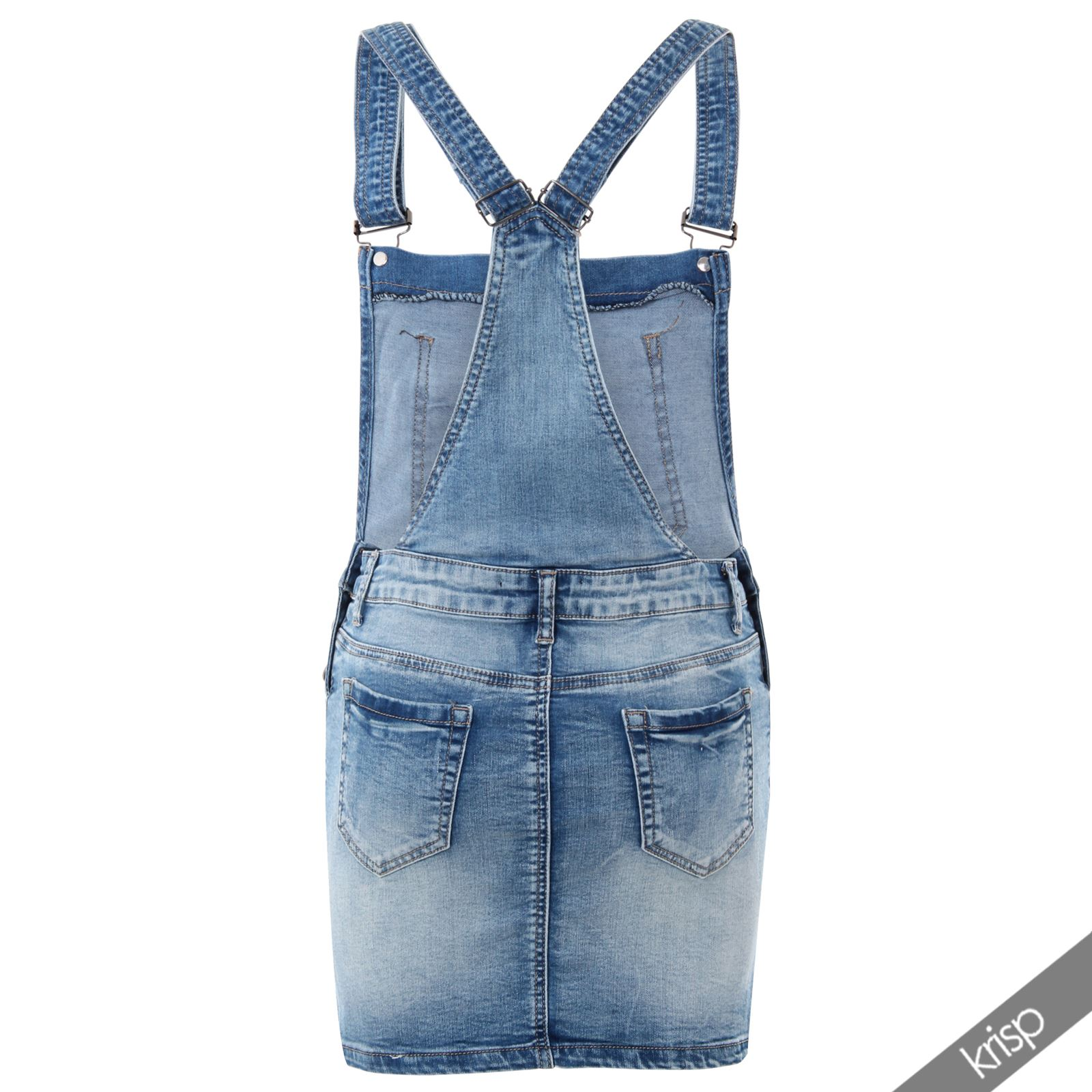 WOMENS; Denim; Dungarees; Dungarees Denim Jeans Denim Skirts Denim Dresses Denim Shirts & Tops Jeggings Denim Jackets Denim Shorts Sale Denim 1 of 1 1 Frayed Edge Denim Dungaree Shorts £ Boyfriend Denim Dungarees £ Black Denim Dungaree Pinafore Dress £ Slim Fit Distressed Denim Dungarees £ Denim Dungarees.