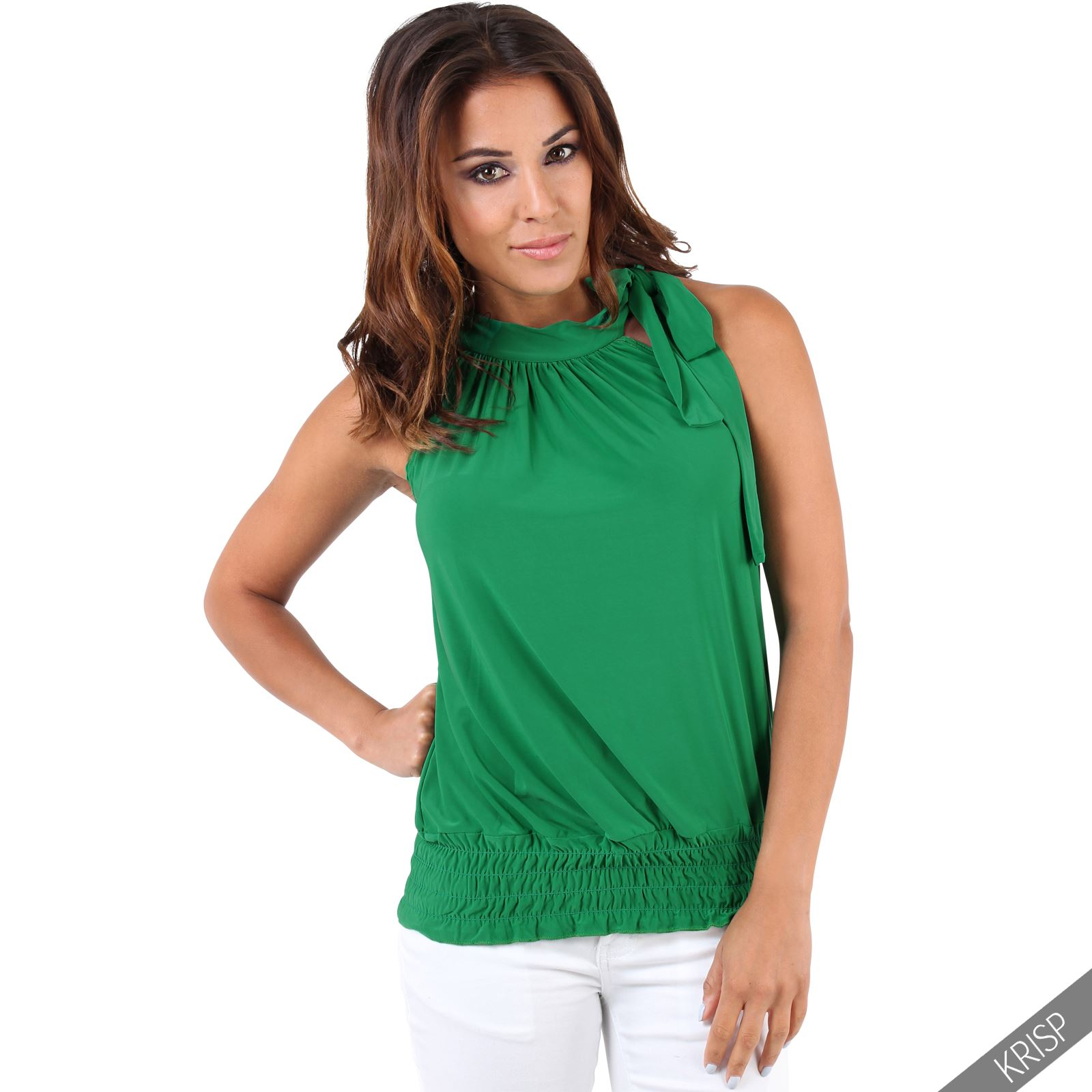Find women's halter tops at ShopStyle. Shop the latest collection of women's halter tops from the most popular stores - all in one place.