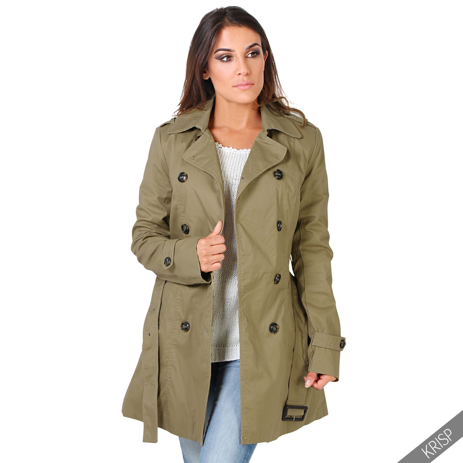 Womens macs and trench coats