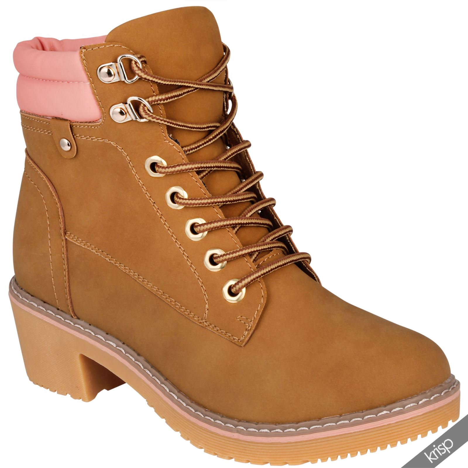 New Fashion Combat Boots For Women - Boot Yc