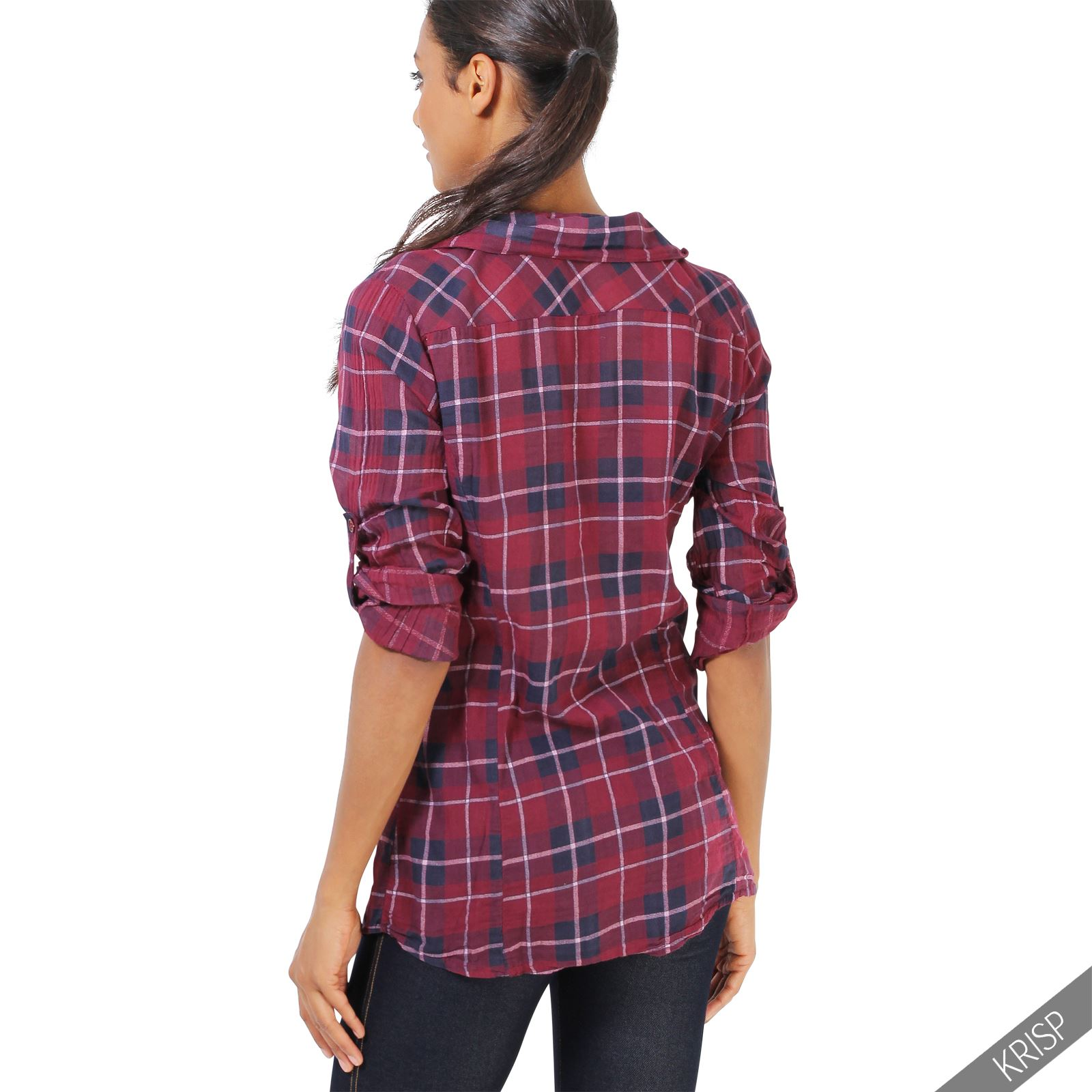 Tartan clothing for women