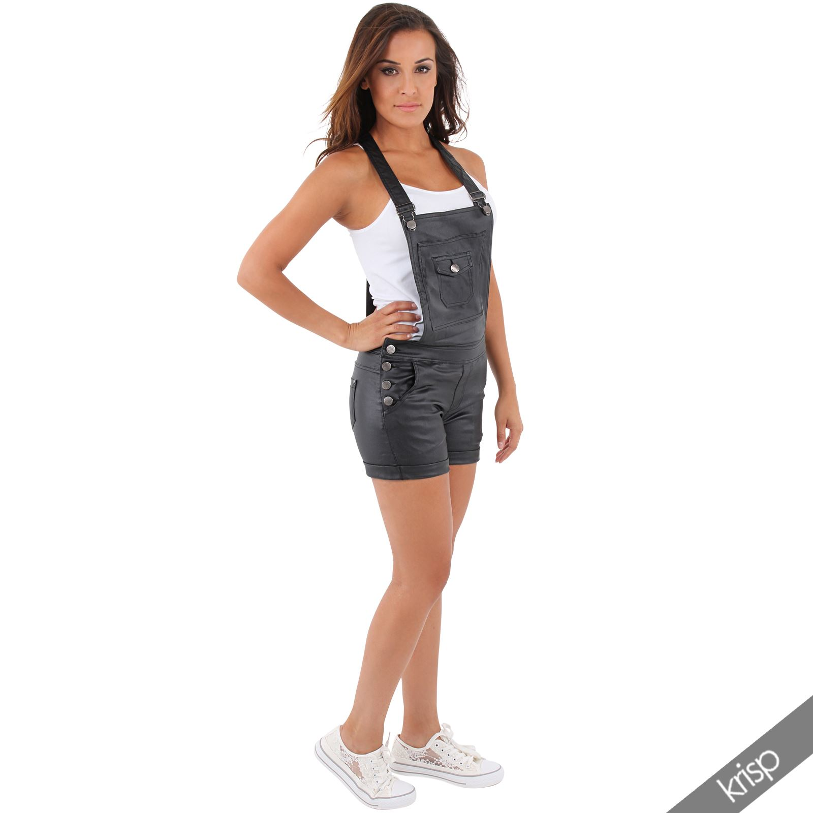 Simple One Of The Easiest Ways To Wear Hot Pants In A Sophisticated Manner Is