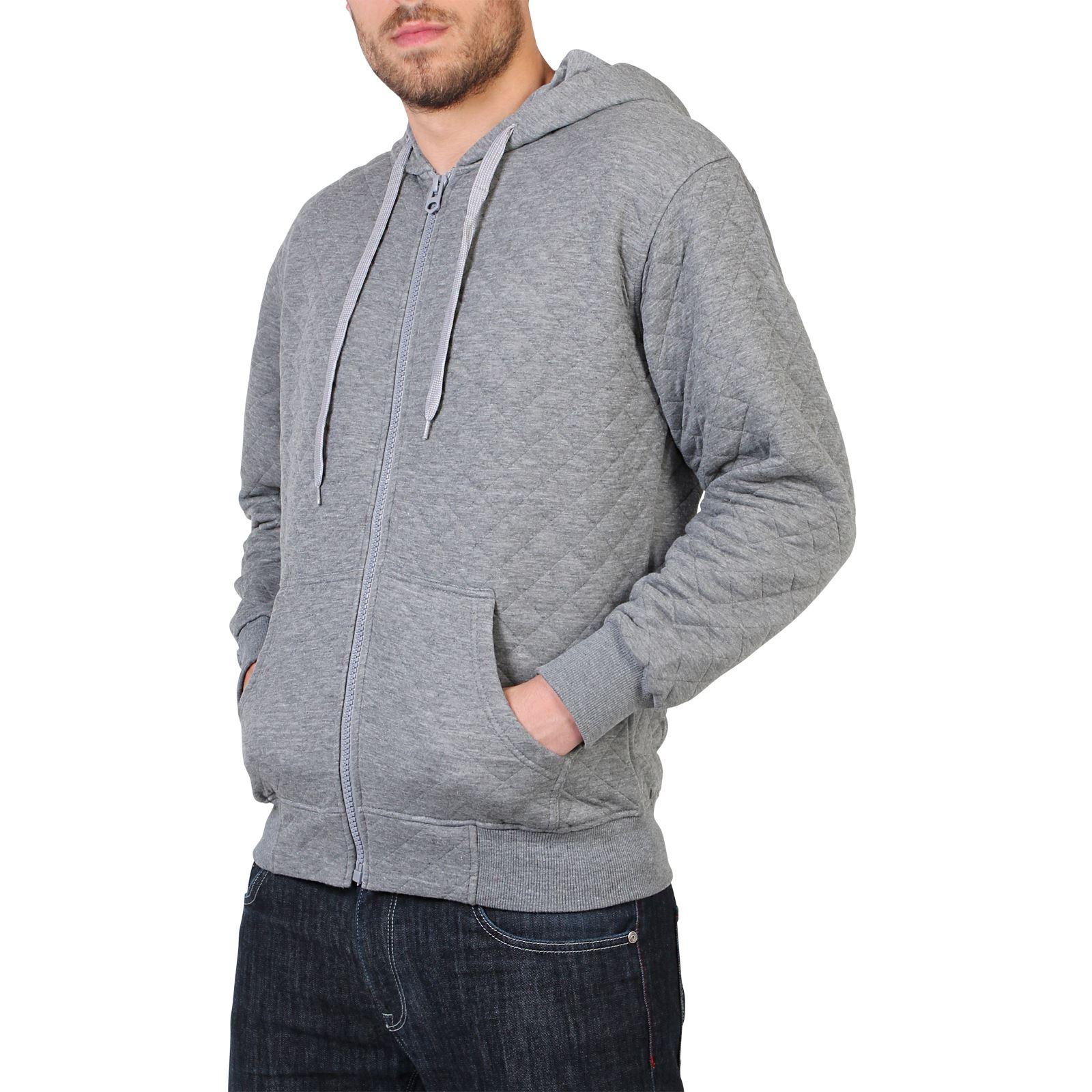 Mens cotton hoodie