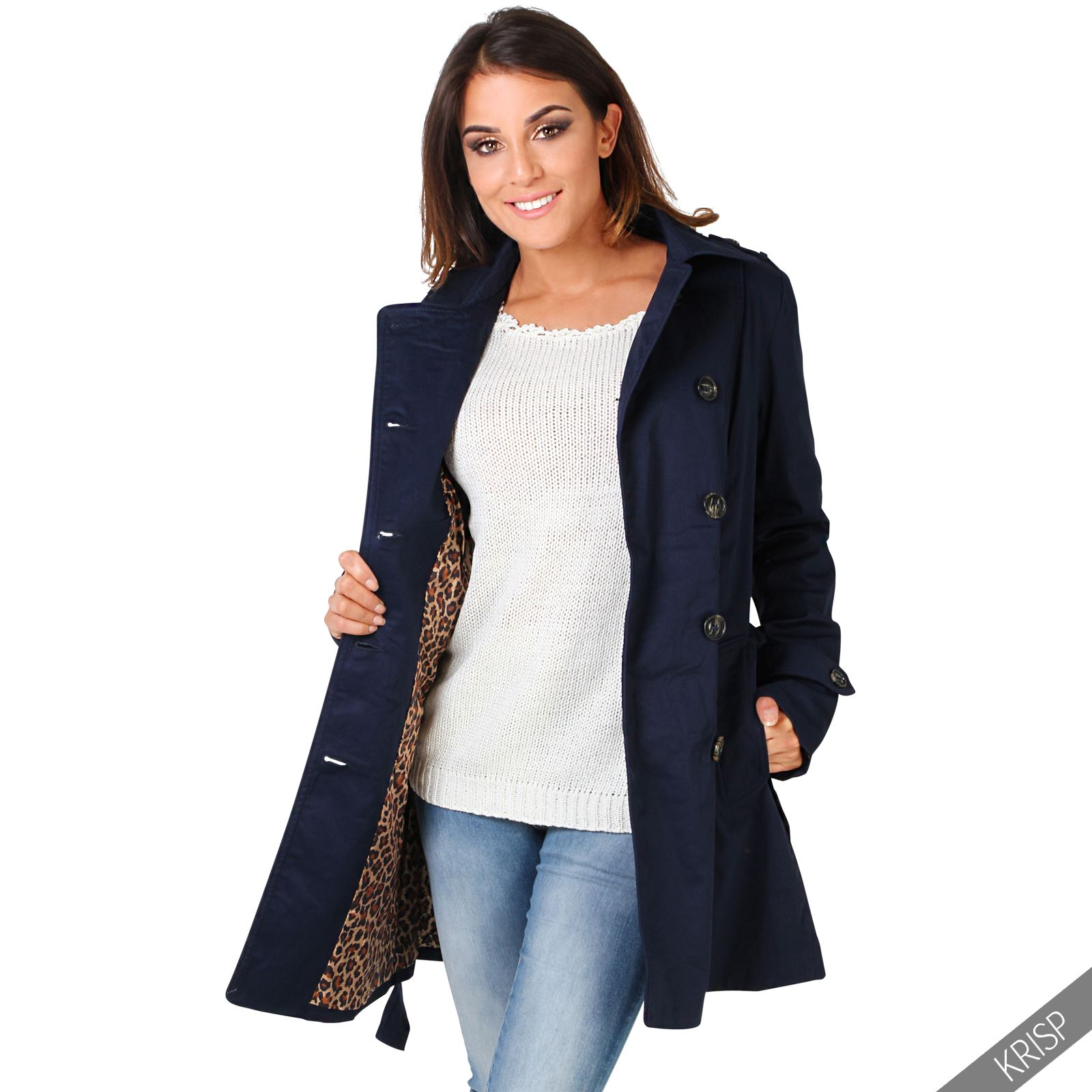 Discover trench coats for women at ASOS. Shop from a range of trench coats and jackets including hooded and leather trench coats available from ASOS. your browser is not supported. 68 styles found. ASOS WHITE check coat with neck tie detailing. £ Levi's Long Line Check Coat.