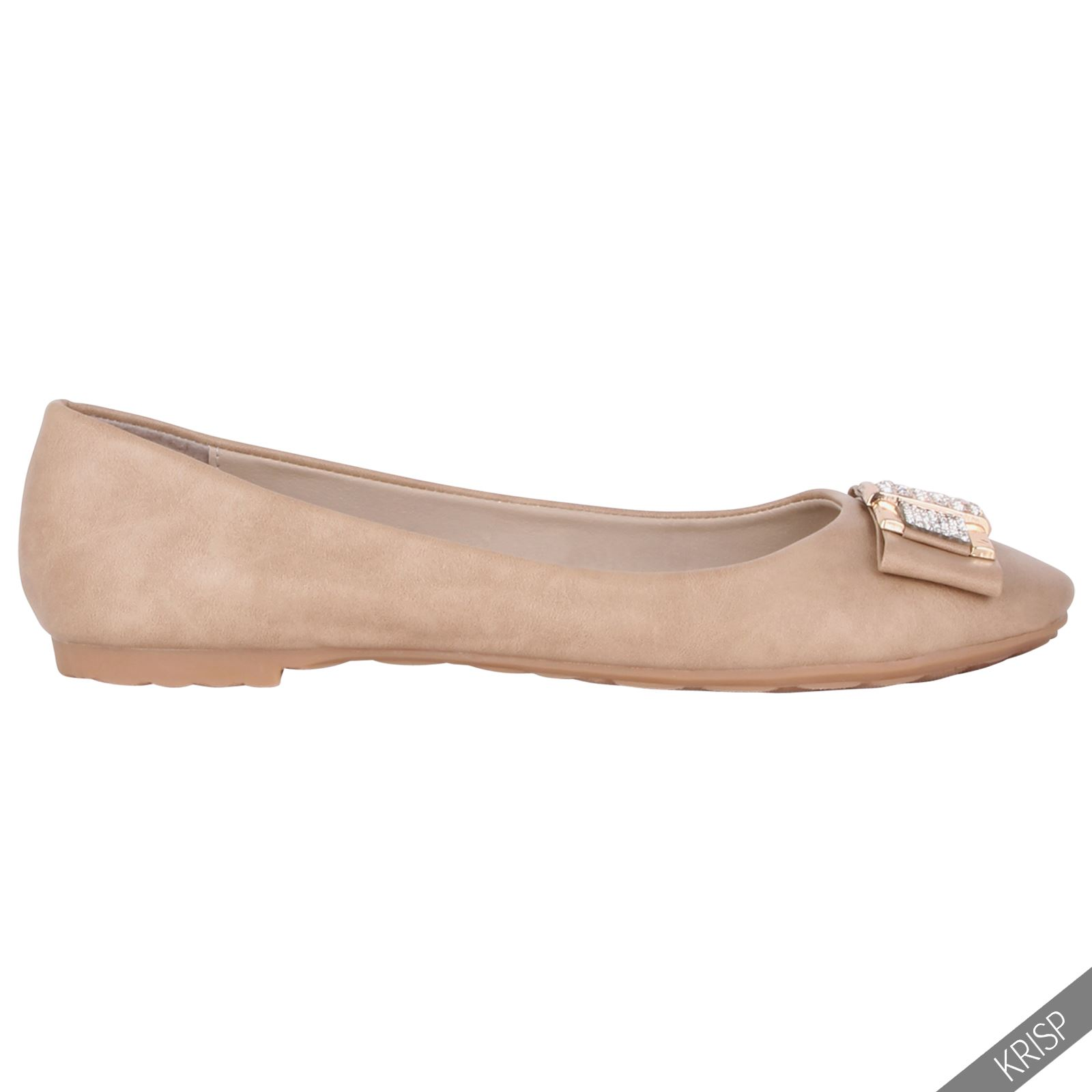 Womens-Black-Floral-Lace-Ballet-Flats-Gold-Embroidered-