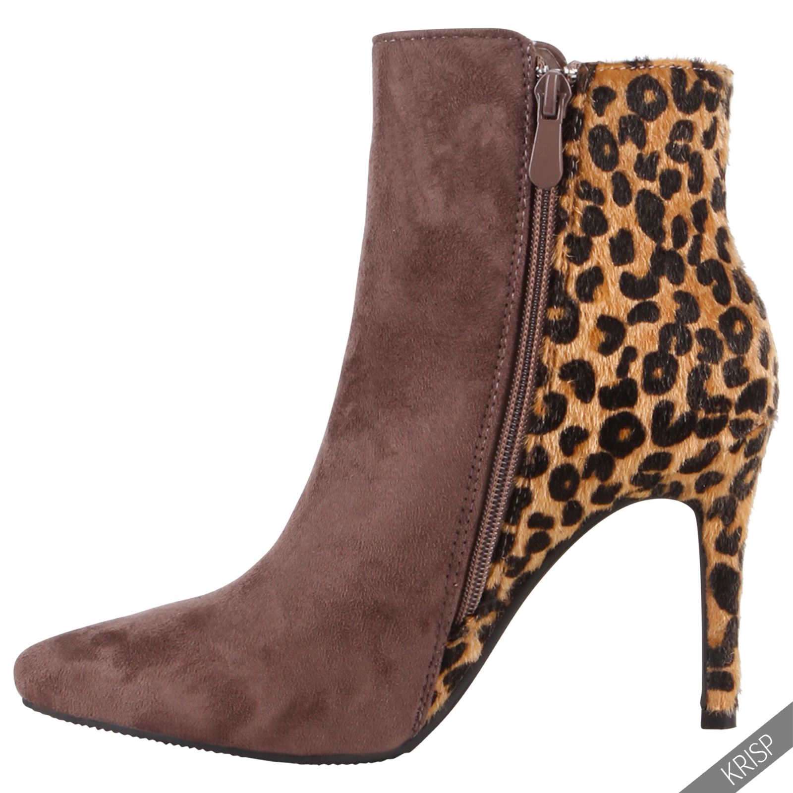 Shop leopard print heel boots at Neiman Marcus, where you will find free shipping on the latest in fashion from top designers.