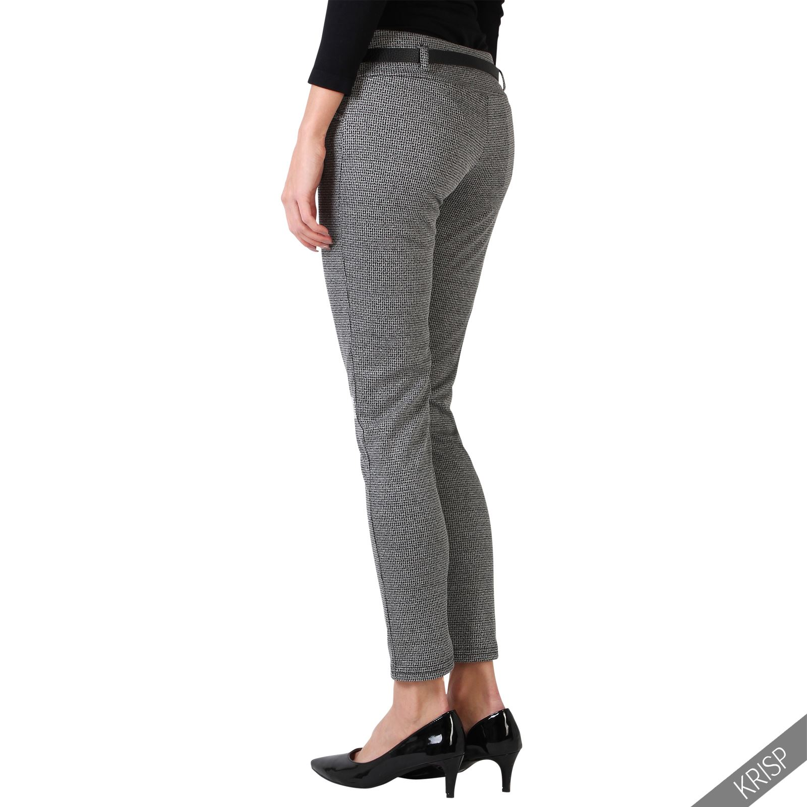 femmes ensemble veste blazer pantalon cigarette pince tailleur jegging cintr ebay. Black Bedroom Furniture Sets. Home Design Ideas