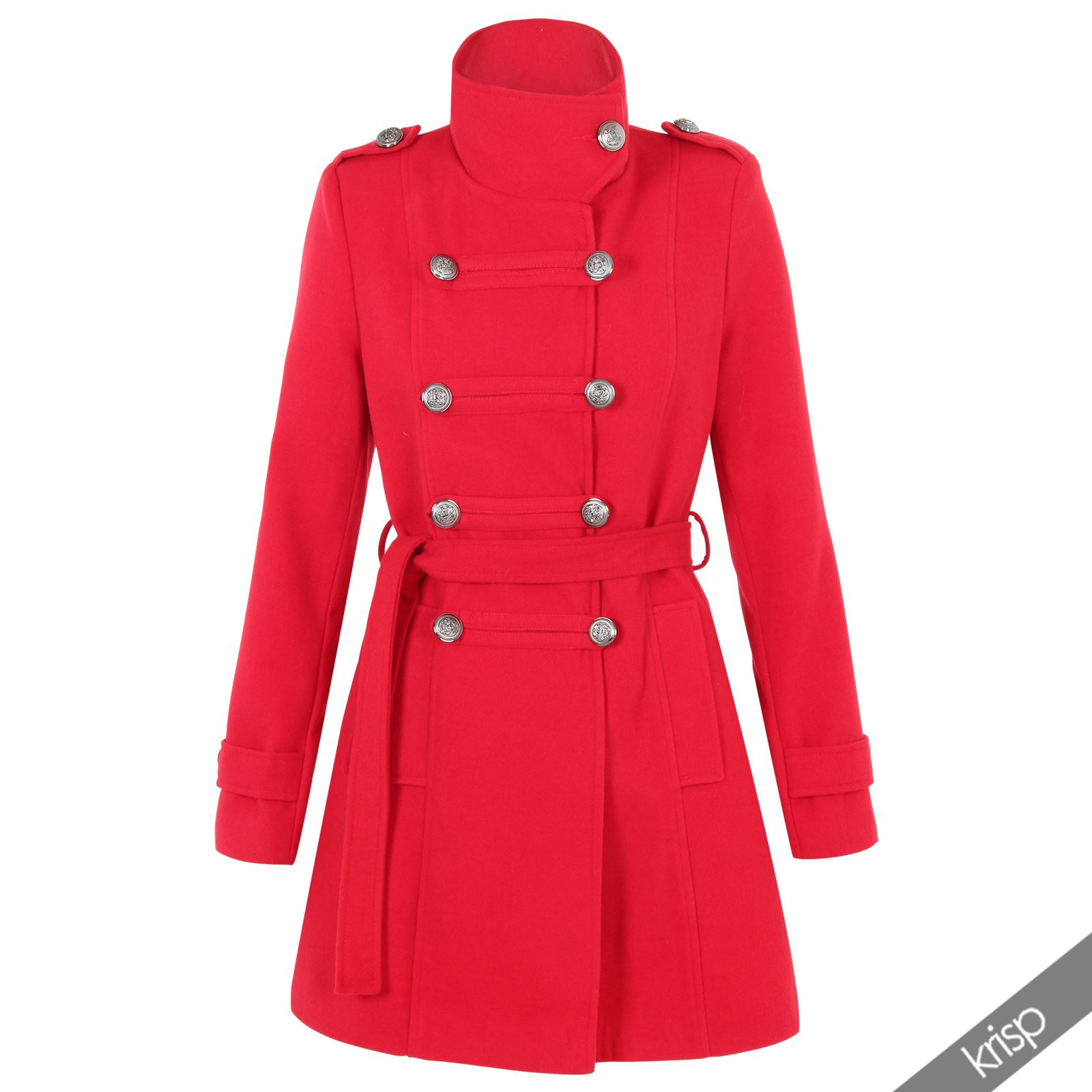 Double breasted jacket for women