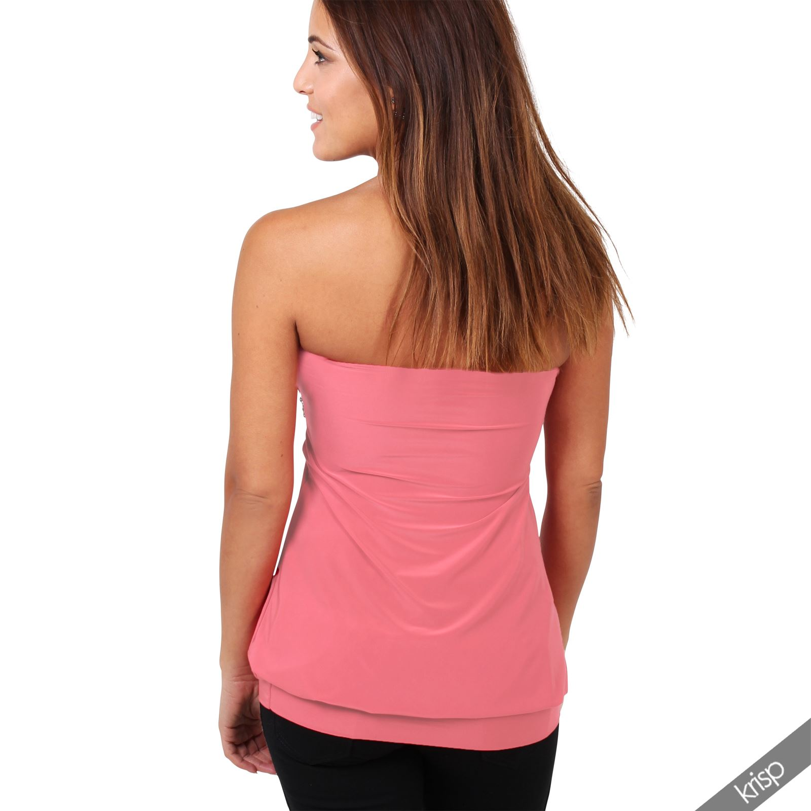 Shop from the world's largest selection and best deals for Women's Strapless Tops and Blouses. Free delivery and free returns on eBay Plus items.