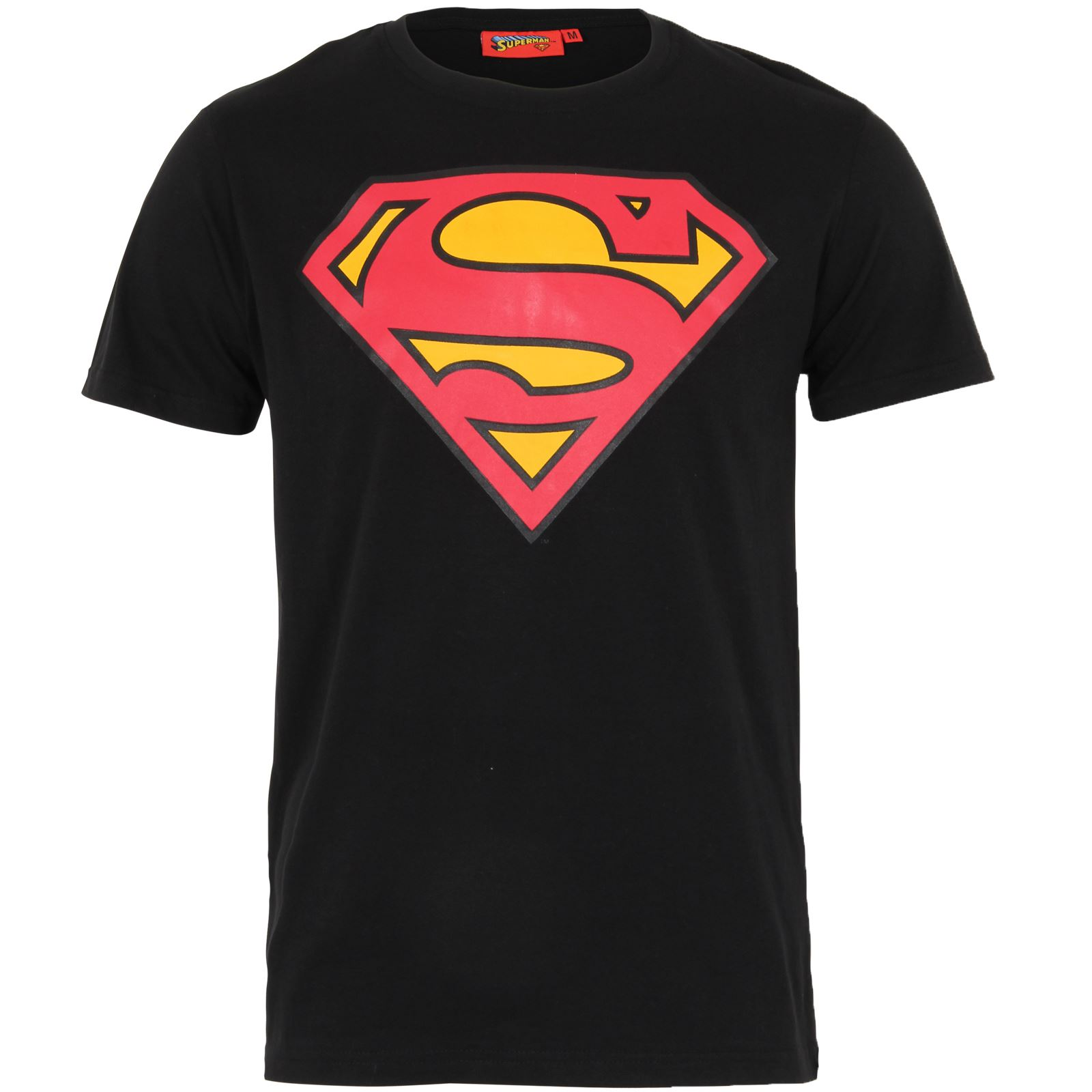 Mens boys unisex new comic superman superhero logo short Boys superhero t shirts
