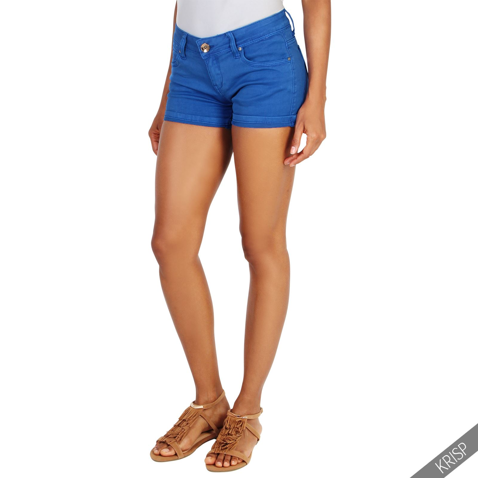 12, results for ladies stretch shorts Save ladies stretch shorts to get e-mail alerts and updates on your eBay Feed. Unfollow ladies stretch shorts to stop getting updates on your eBay feed.